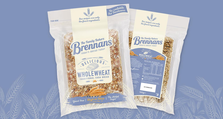 Brennans Wholewheat