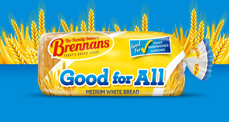 Brennans Good For All