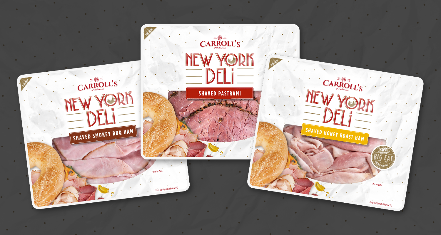 Carroll's New York Deli