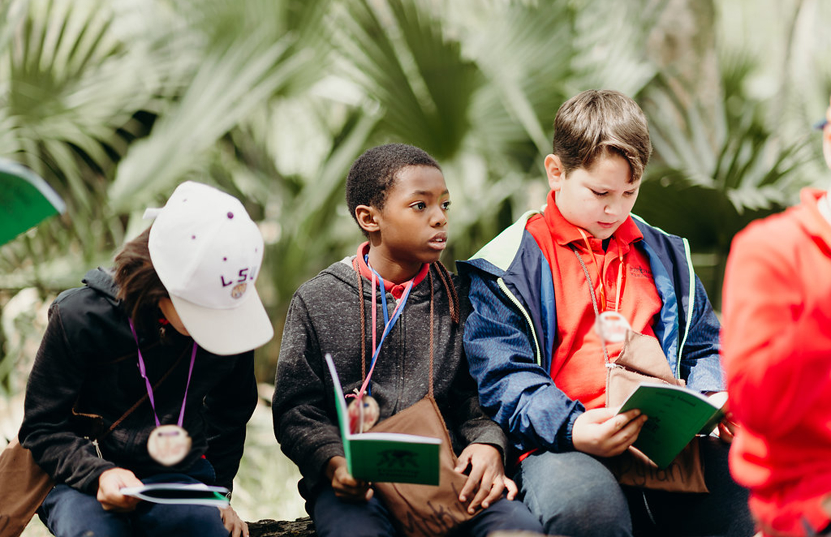 We areT.R.E.E. - Teaching Responsible Earth Education. And, our students are the greatest natural resource on Earth.
