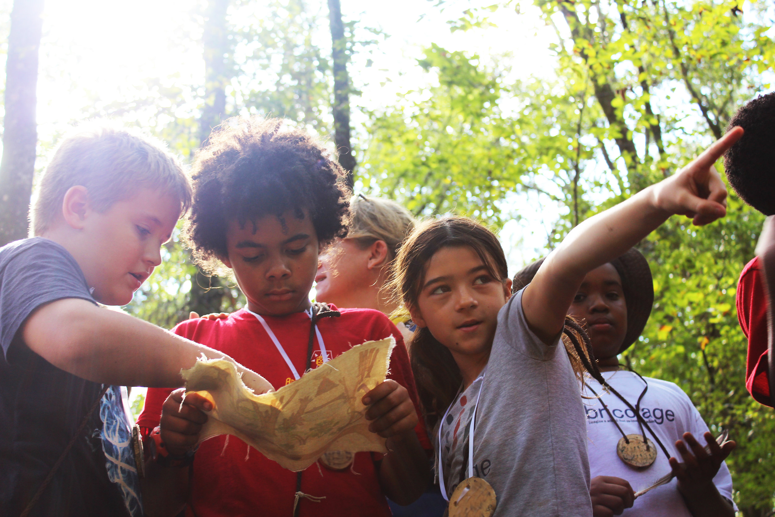 EQUITY - Our programs increase access from predominantly low-income schools to life-changing opportunities that offer realities on planetary ecological functions.