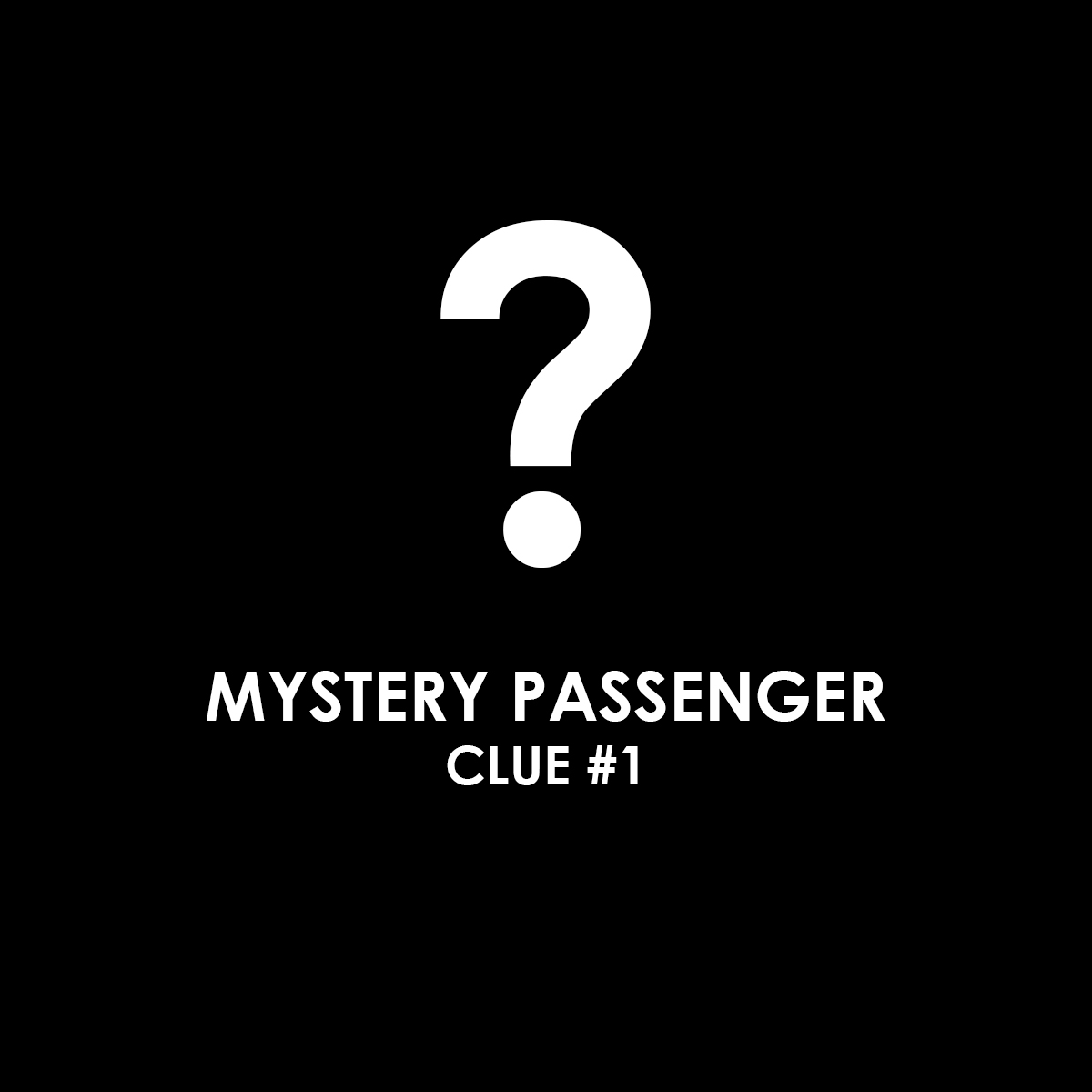 ARTIST NEEDED TO DESIGN MYSTERY PASSENGER CHARACTERS - Clue #1: If you go back 300 million years you'll find something with a resemblance quite clear.