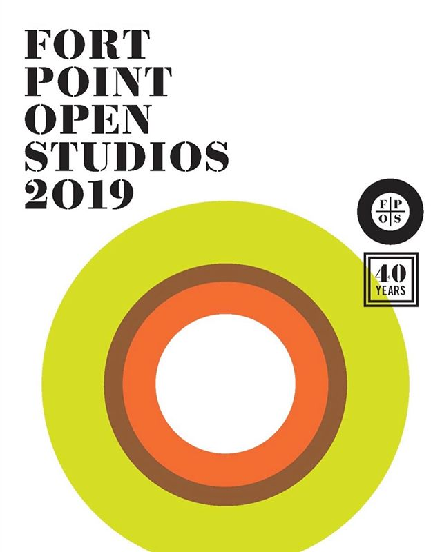 Don't forget to check out all the artist studios this weekend during Fort Point Open Studios! The gallery will be participating and Lisa Greenfield will be on-site for anyone interested in stopping by and chatting with her about her work! @greenie300 #openstudios #fortpoint #boston #gallery