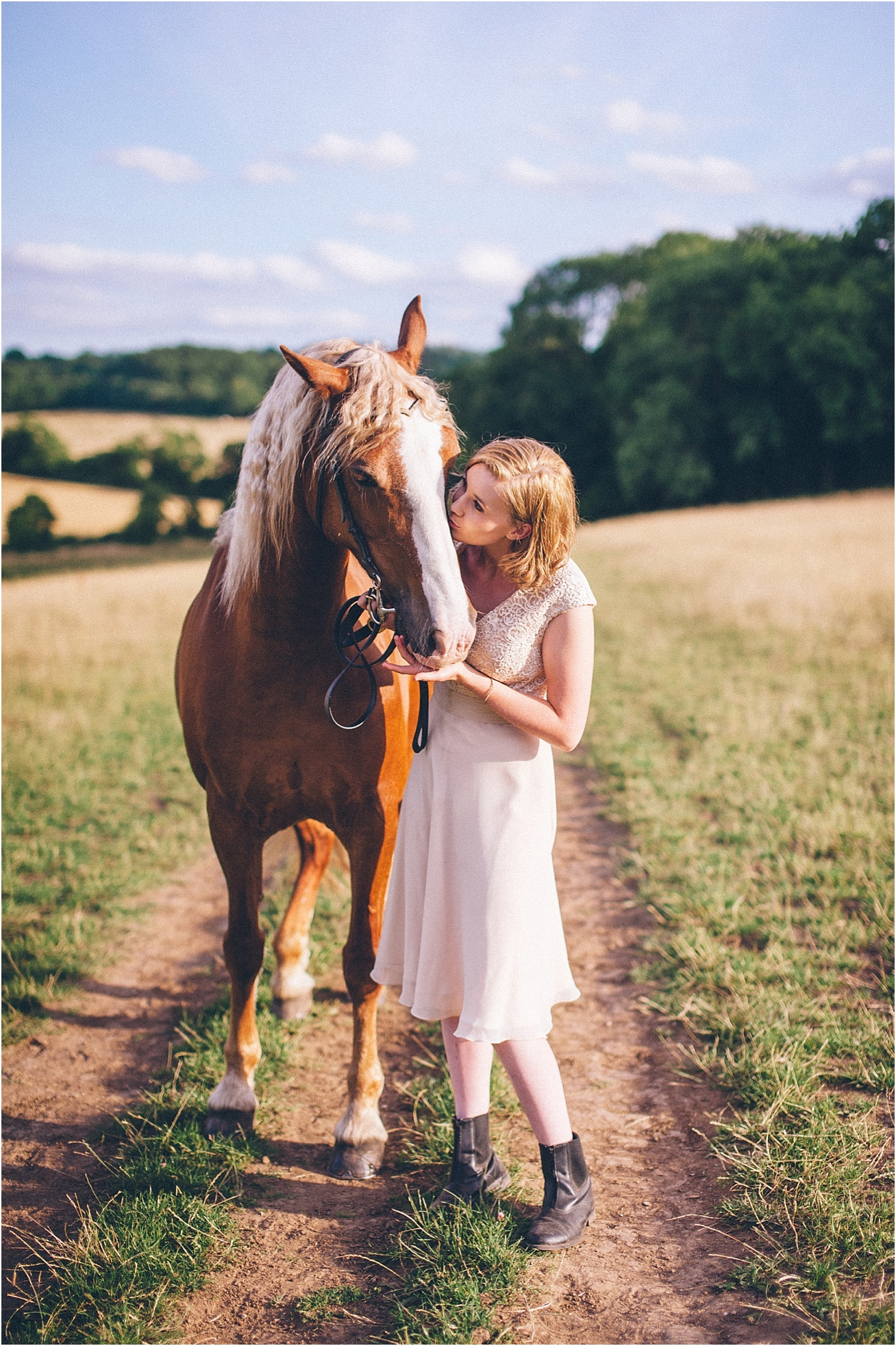 Horse photos kent