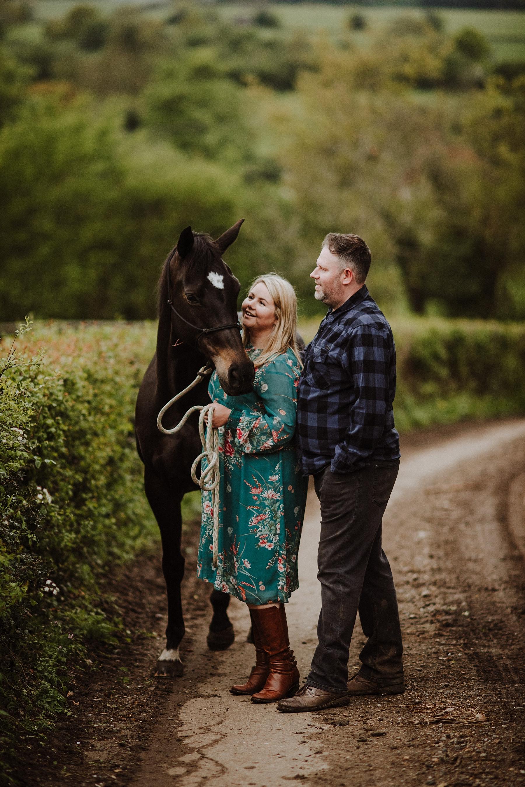 surrey horse photographer