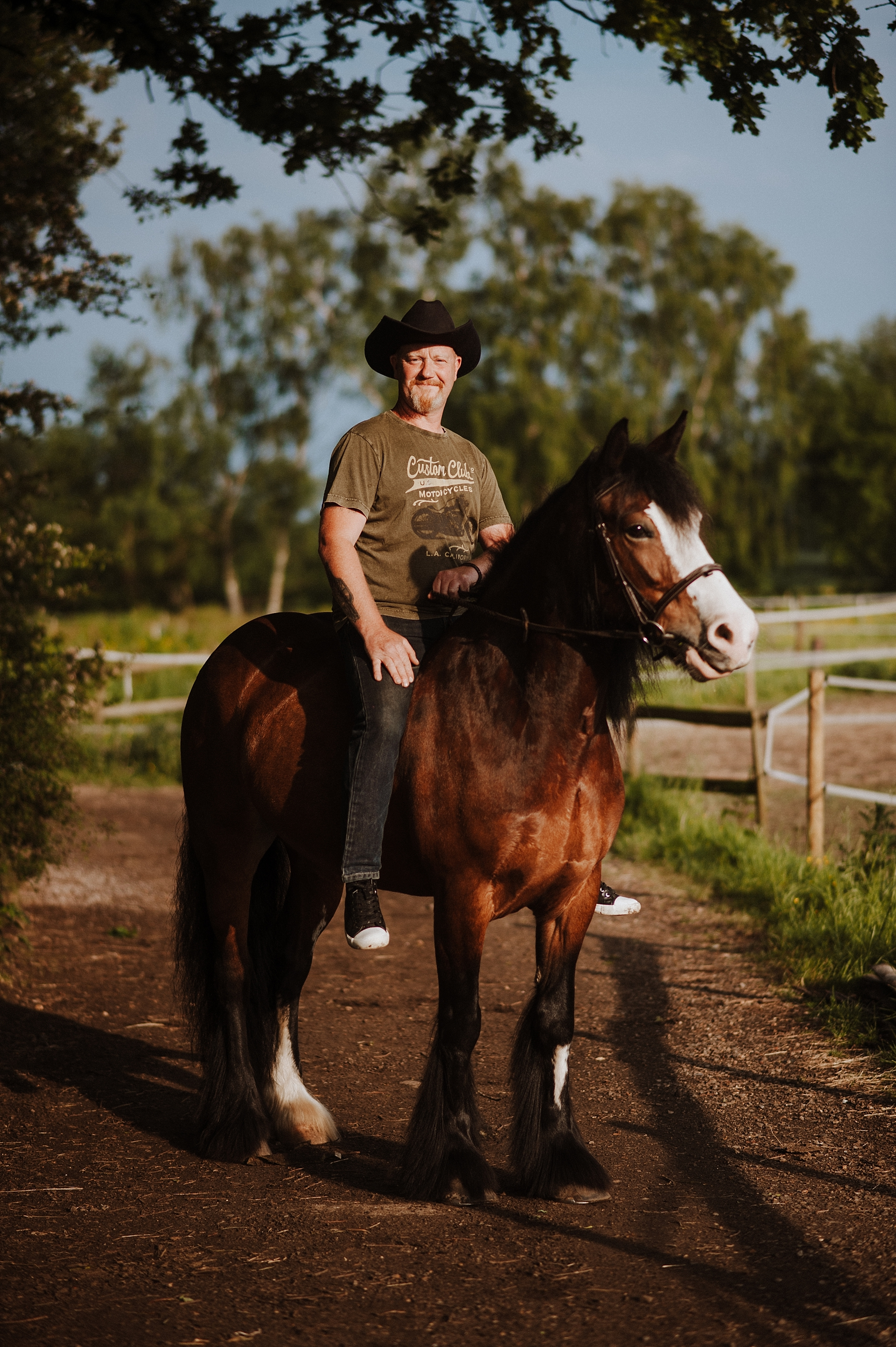 horse photographer in the south east