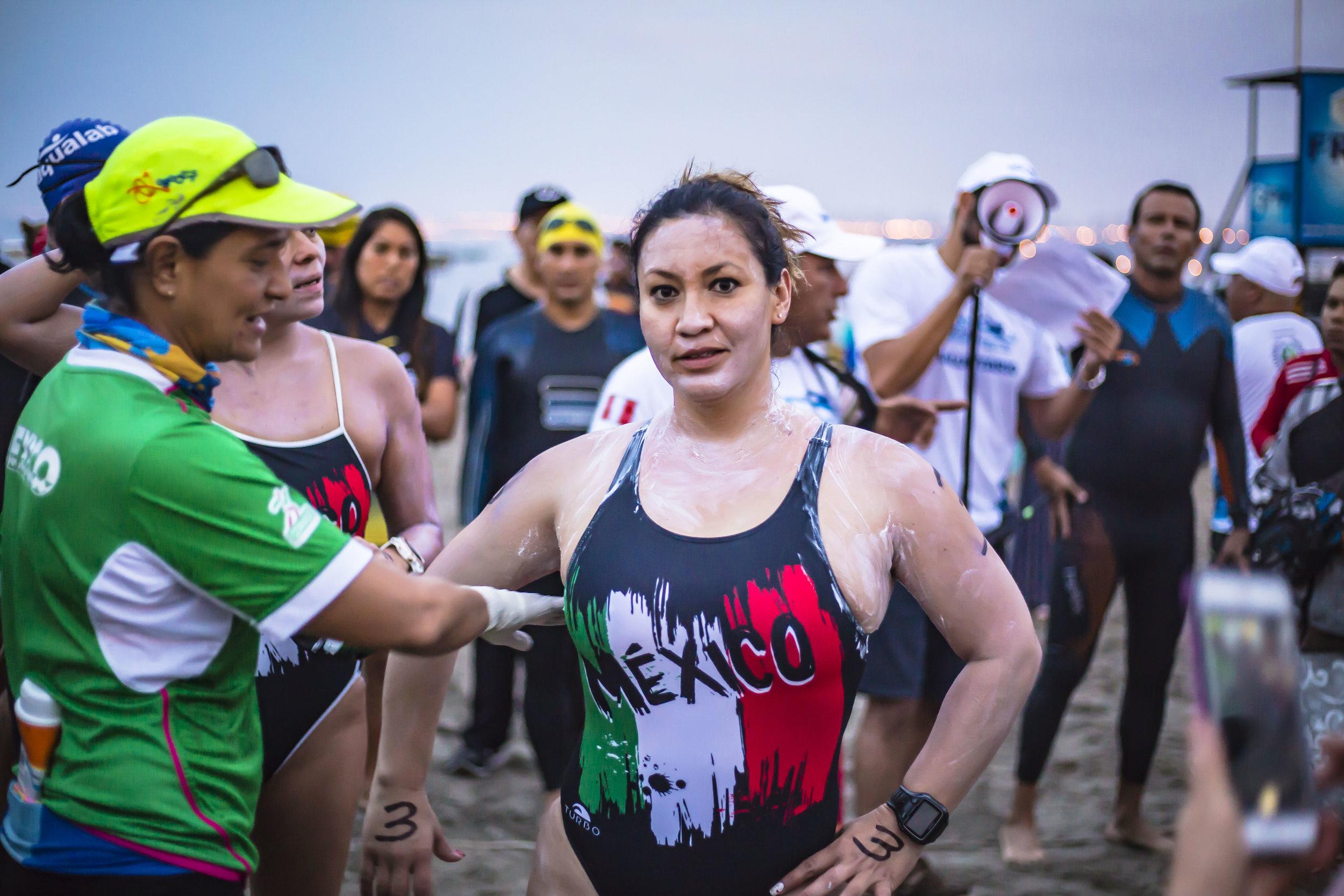 participante mexicana, .JPG