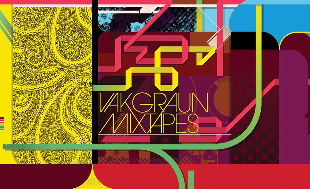 VKG Mixtapes Header