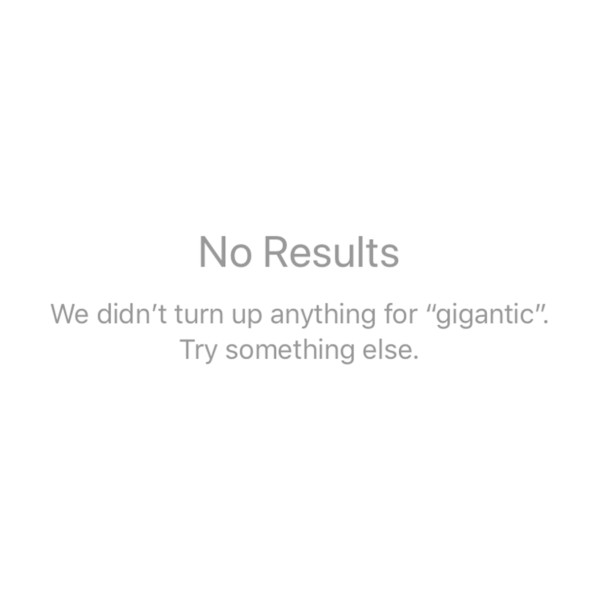 10.10.17: Gigantic (No Results)