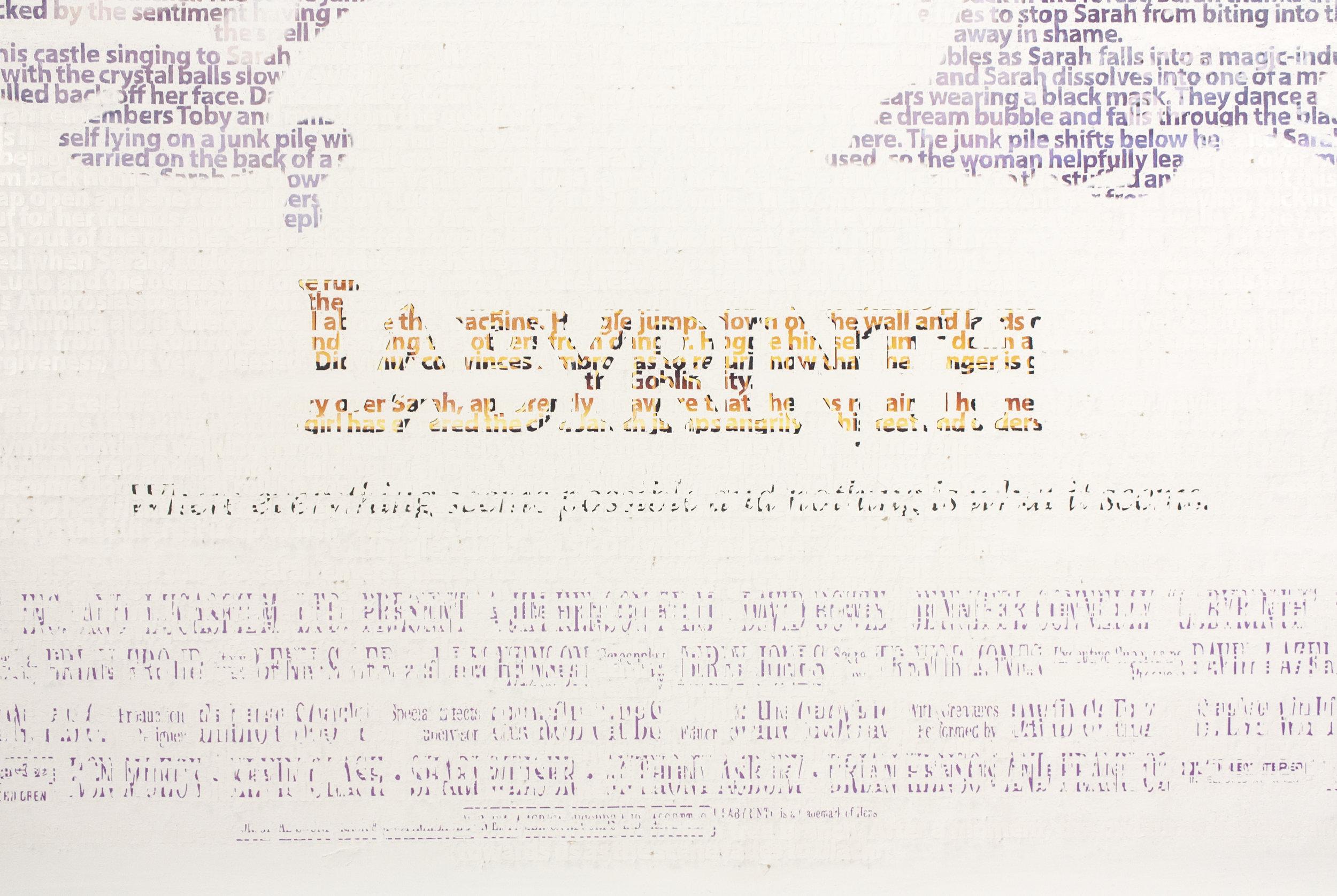 Labyrinth [detail]