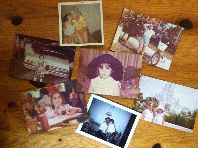 photos captured by my Dad, circa 1970s