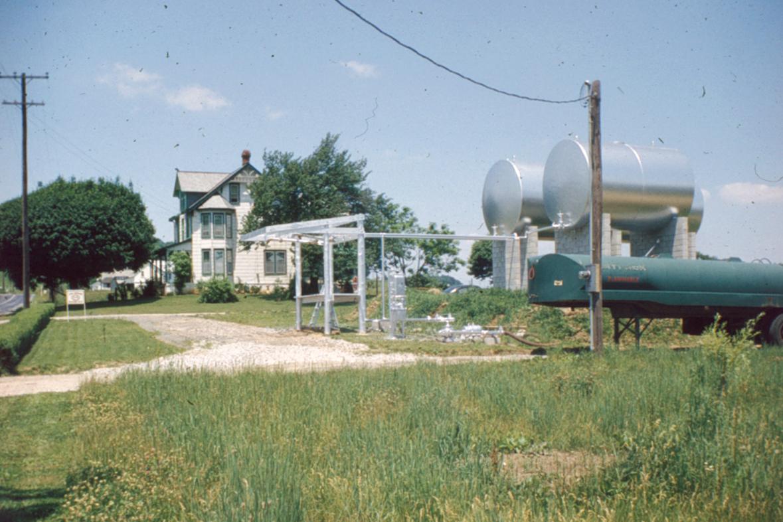 Elverson Pa fuel oil business since 1954