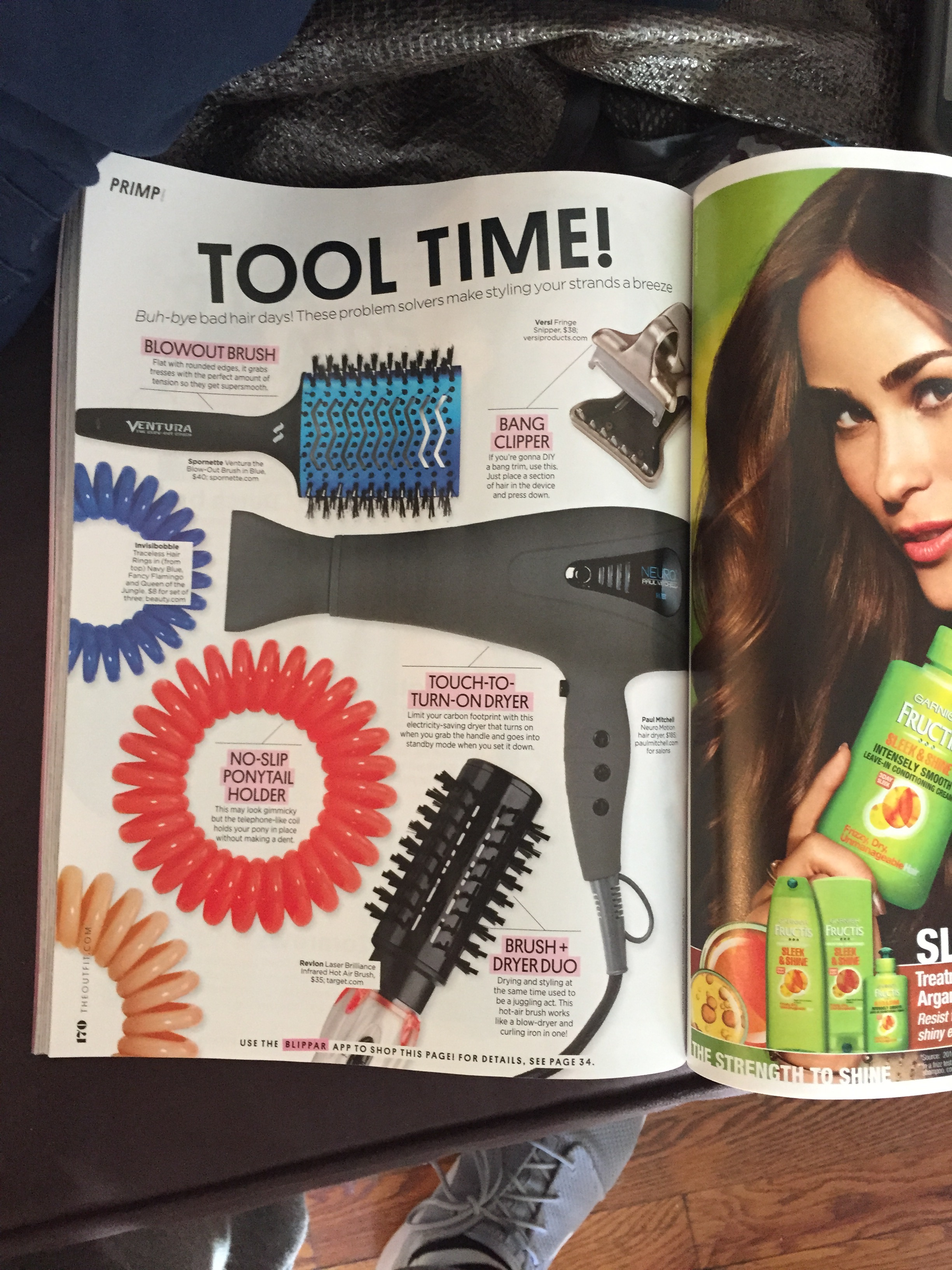 Tool Time  Blowout Brush