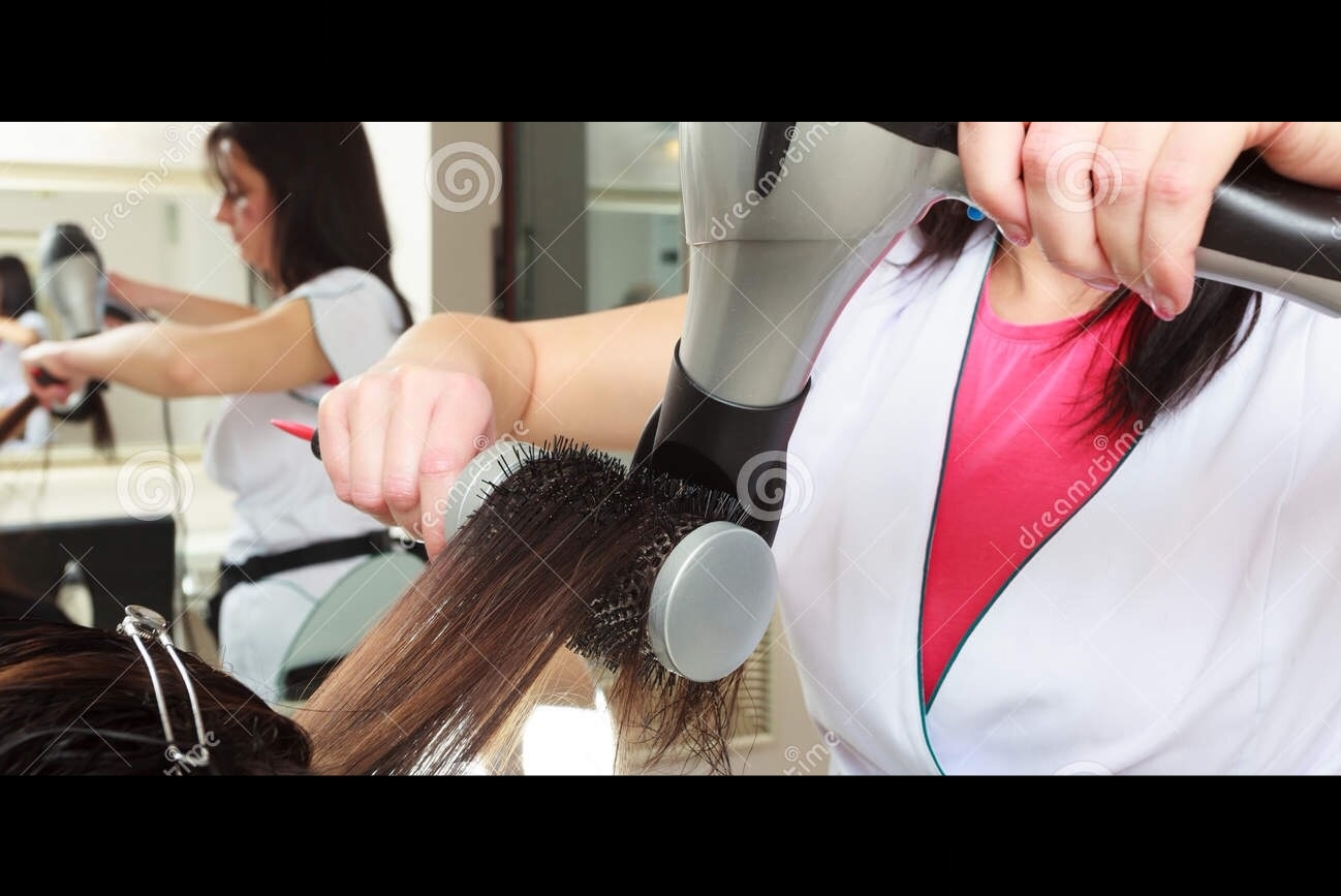 ... in a long run we hairdressers can develop #flatironelbow