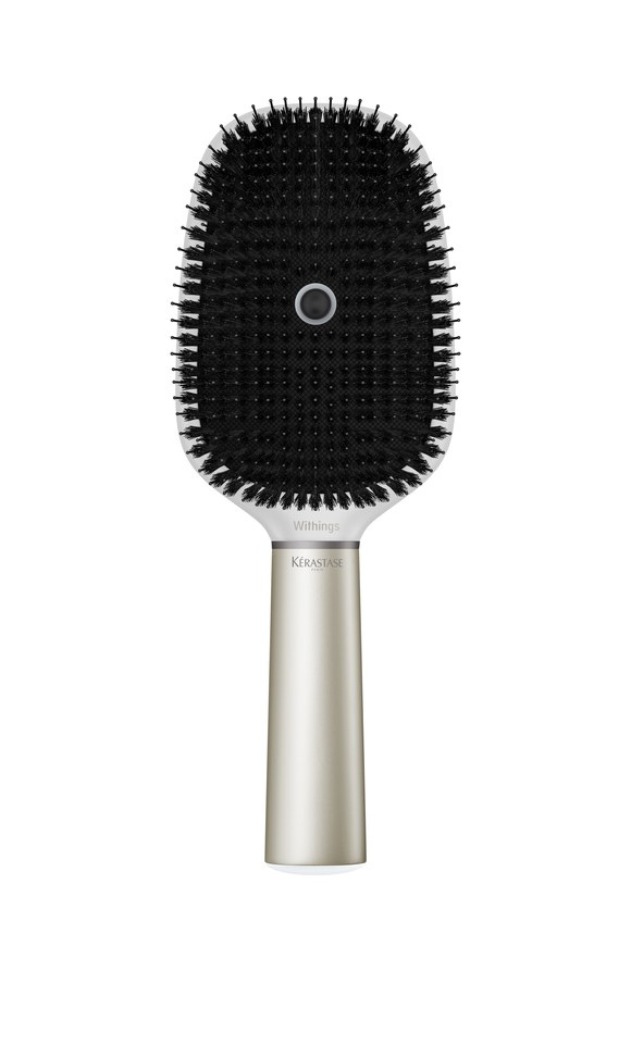 High tech brush that listen to your hair