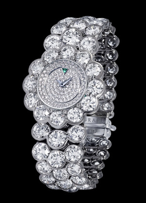 SPECIAL REPORT: A CUT ABOVE: WATCHES; It's Always Time for Diamonds in This Family of Watches