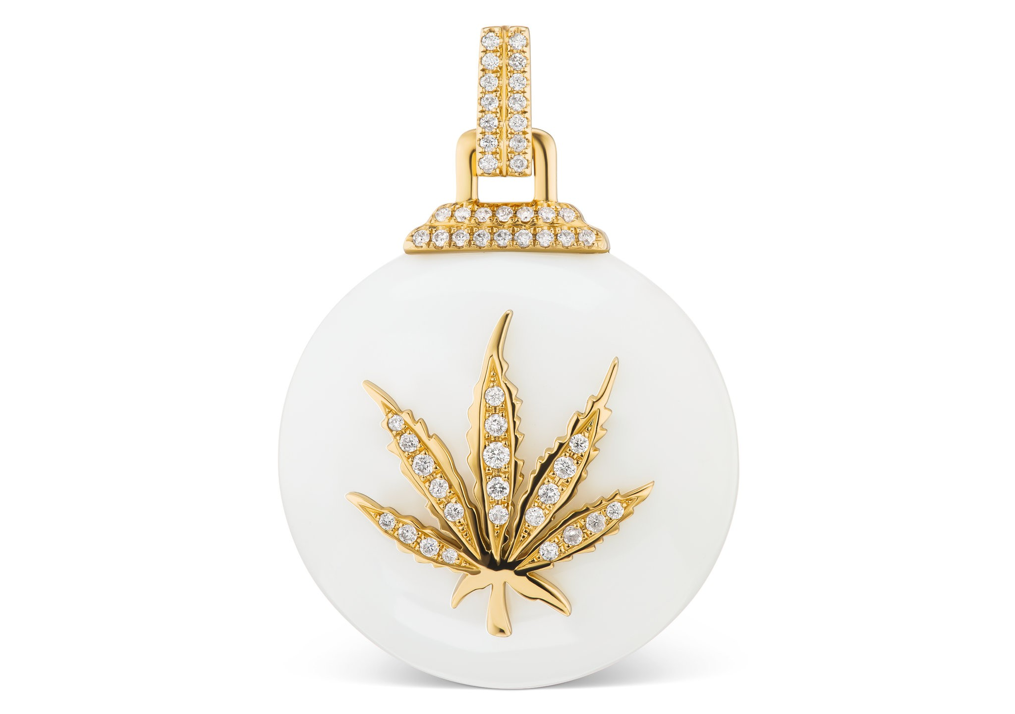 Marijuana Motifs Go From Hippie to High (Jewelry, That Is)