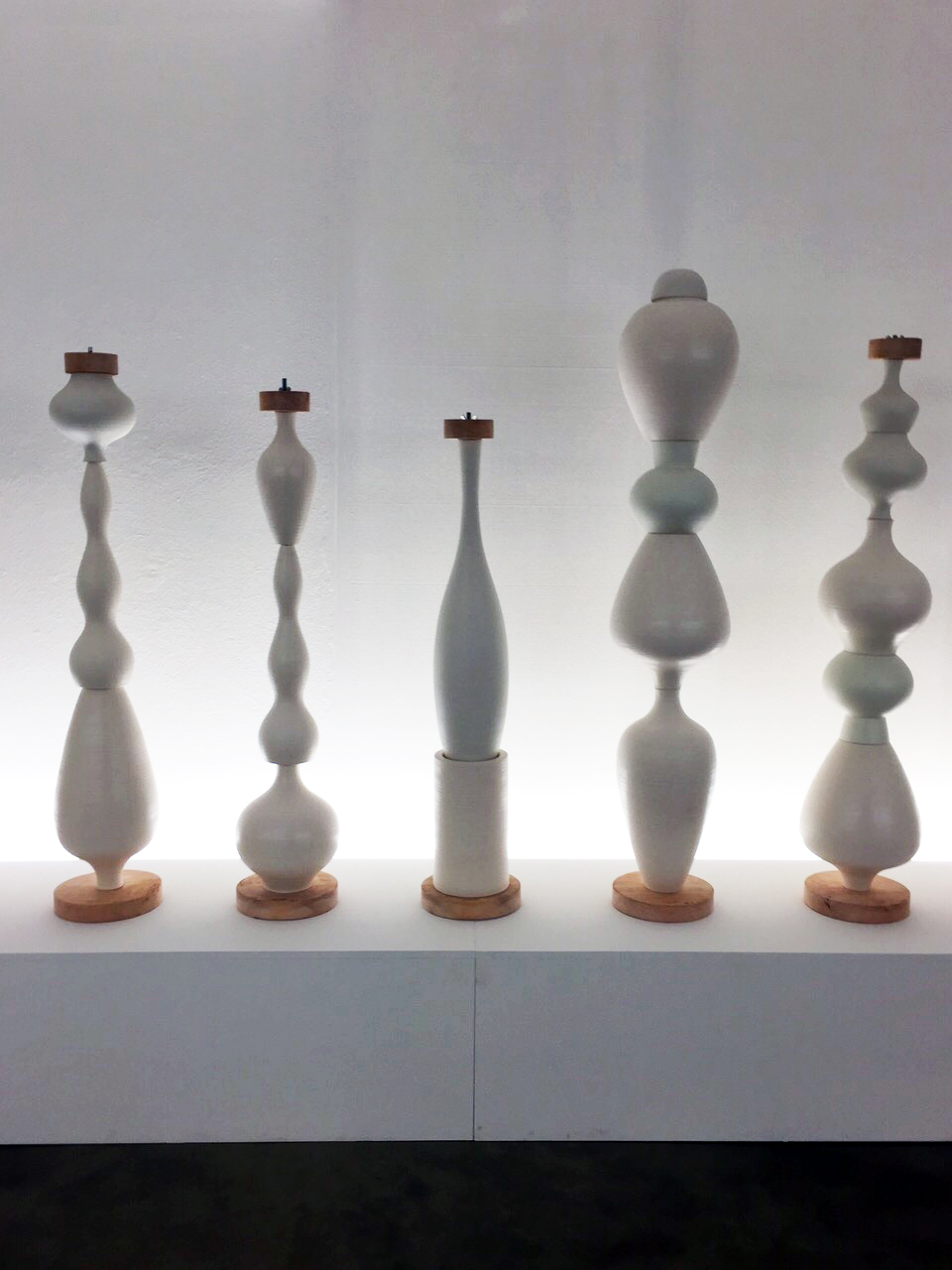 Totems AC by Matteo Thun Atelier