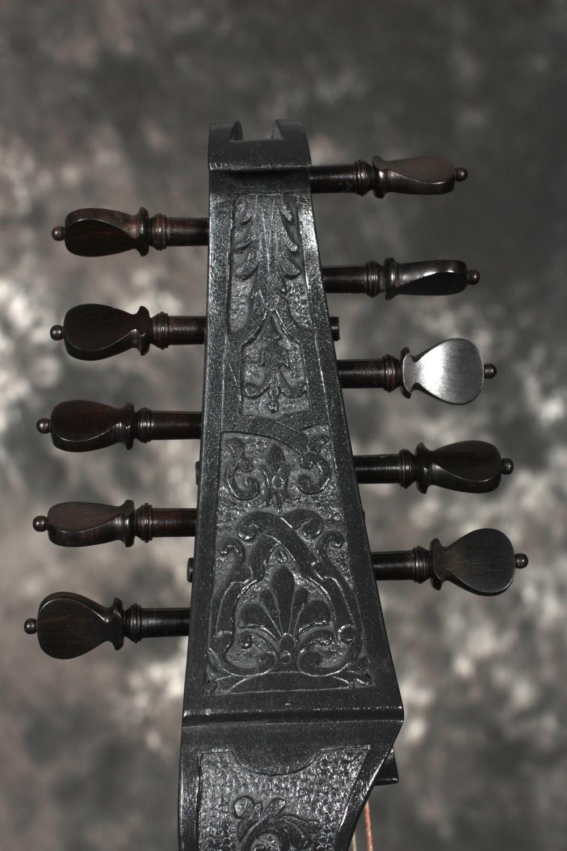Head Detailed Carvings