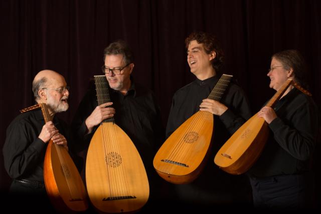 The Venere Lute Quartet