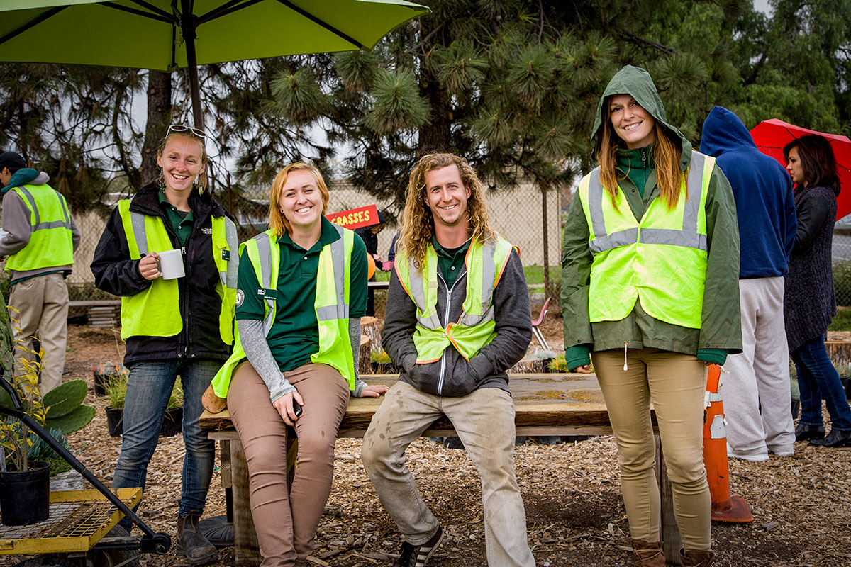 Our City Forest AmeriCorps Members: Ambassadors for the Urban Forest.