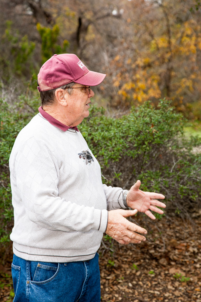 Thanks to Pat's efforts, many trees were saved and restored at the Jeffrey Fontana and TJ Martin Parks.