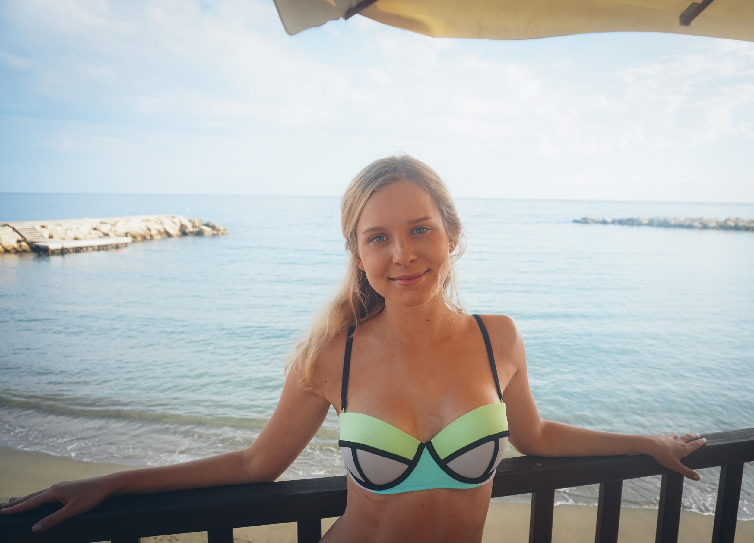 Cyprus Limassol Londa Spa Hotel. Pool and Beach.