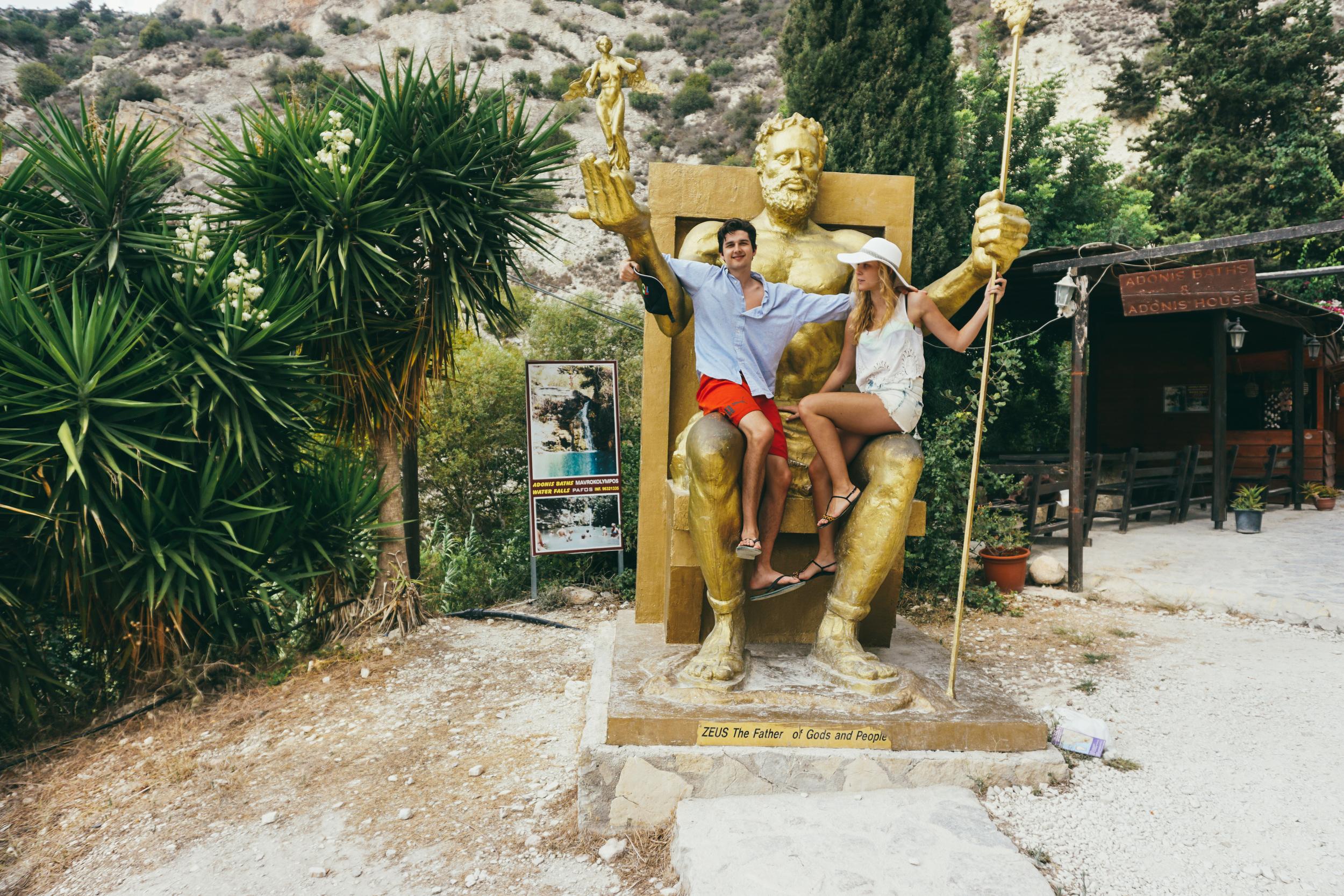 Cyprus Limassol, Baths of Aphrodite Paphos