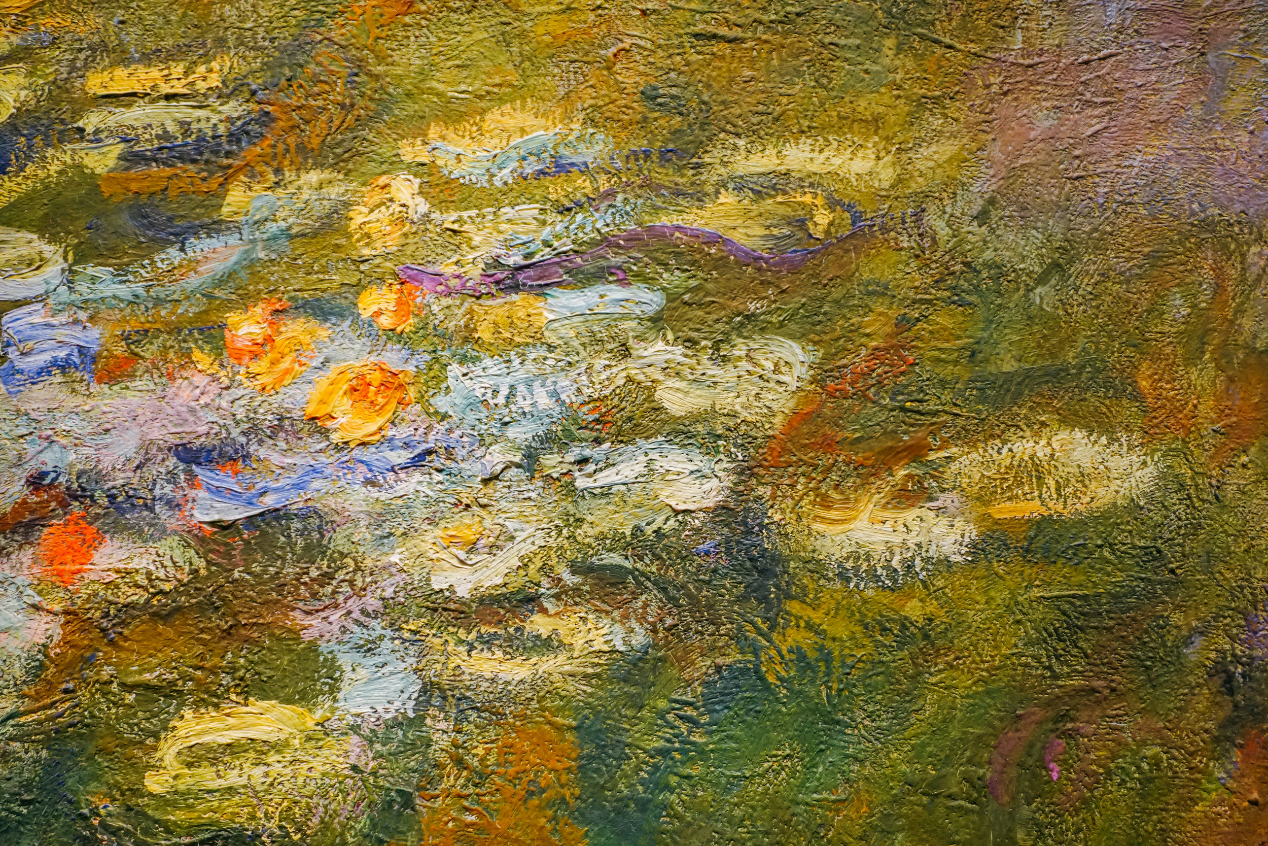 Art Institute of Chicago, Millennium Park. United States of America. Monet