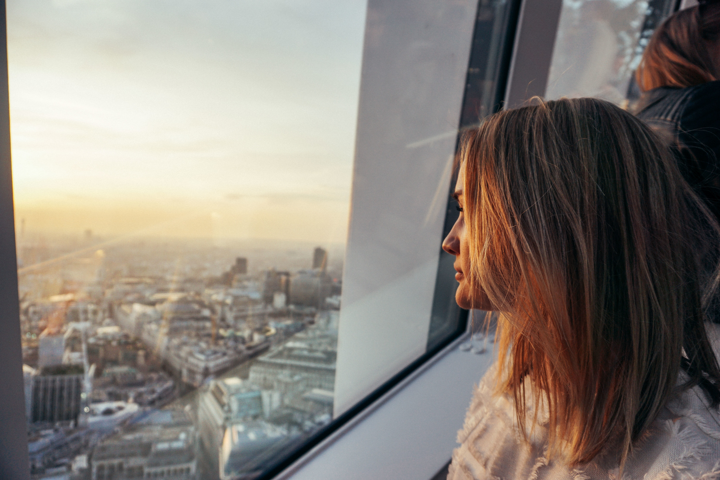 The view-Sky Gardens at 20 Fenchurch Street.