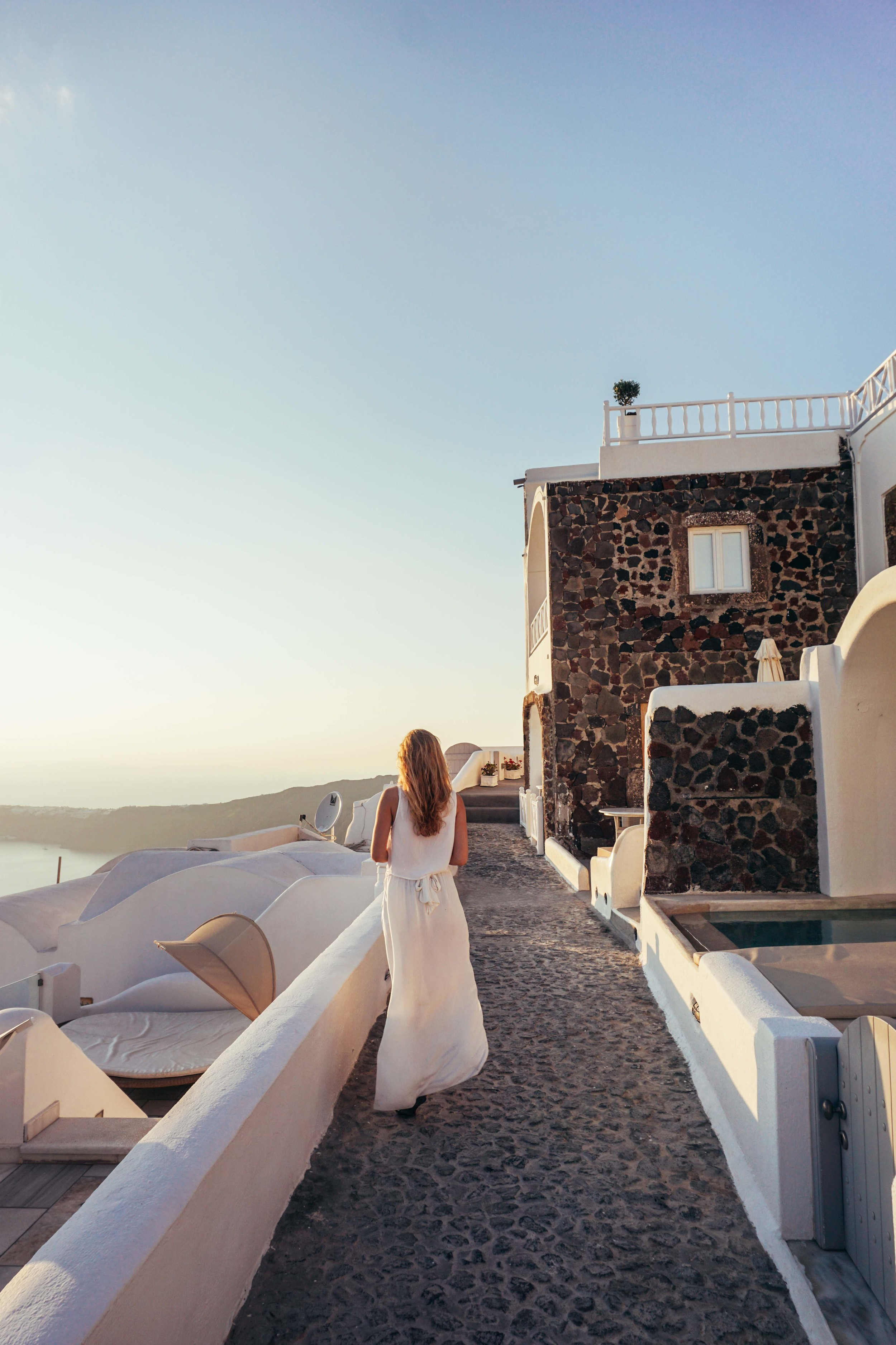 Greece, Santorini, Imerovigli