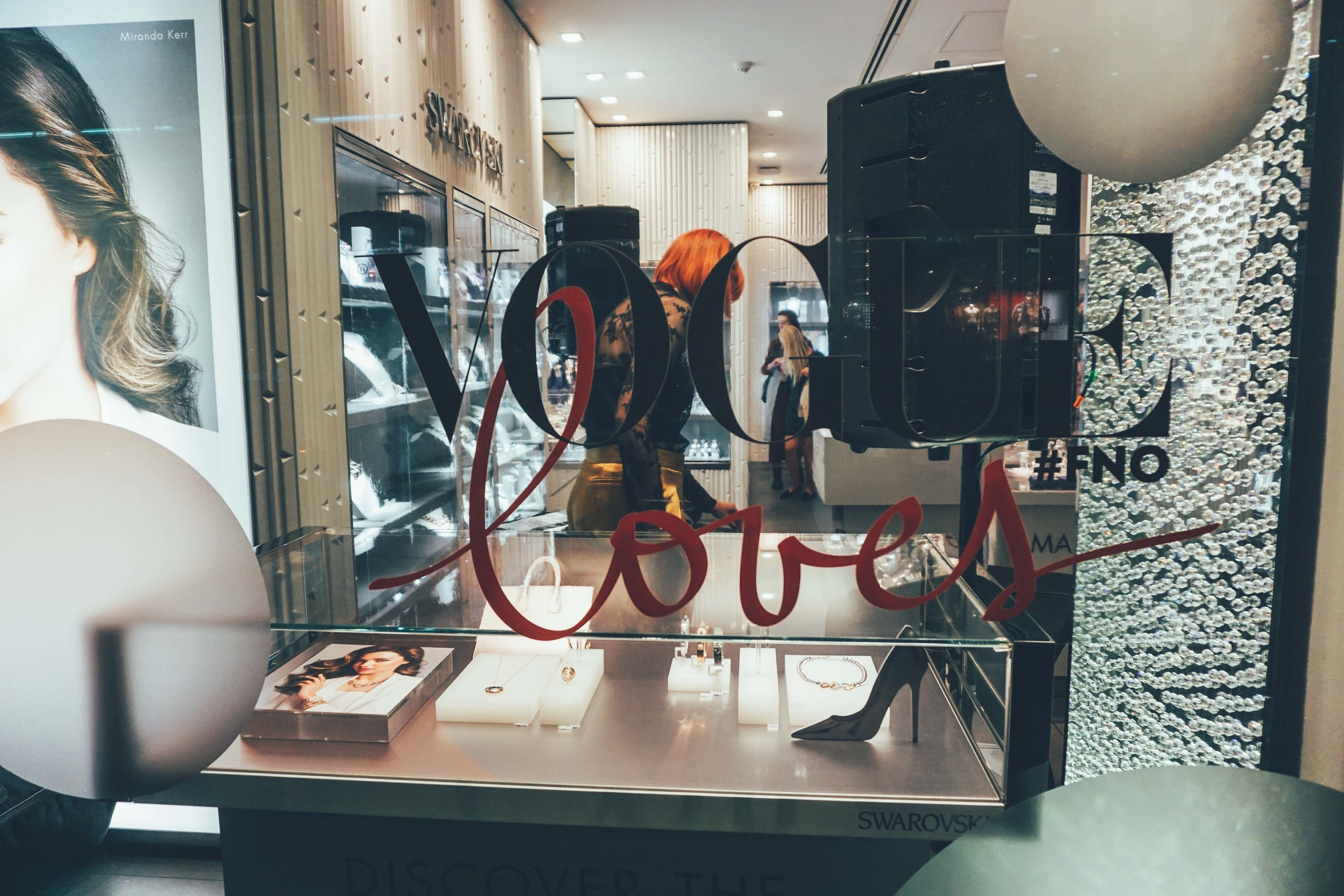Vogue's Fashion Night Out | London 2015