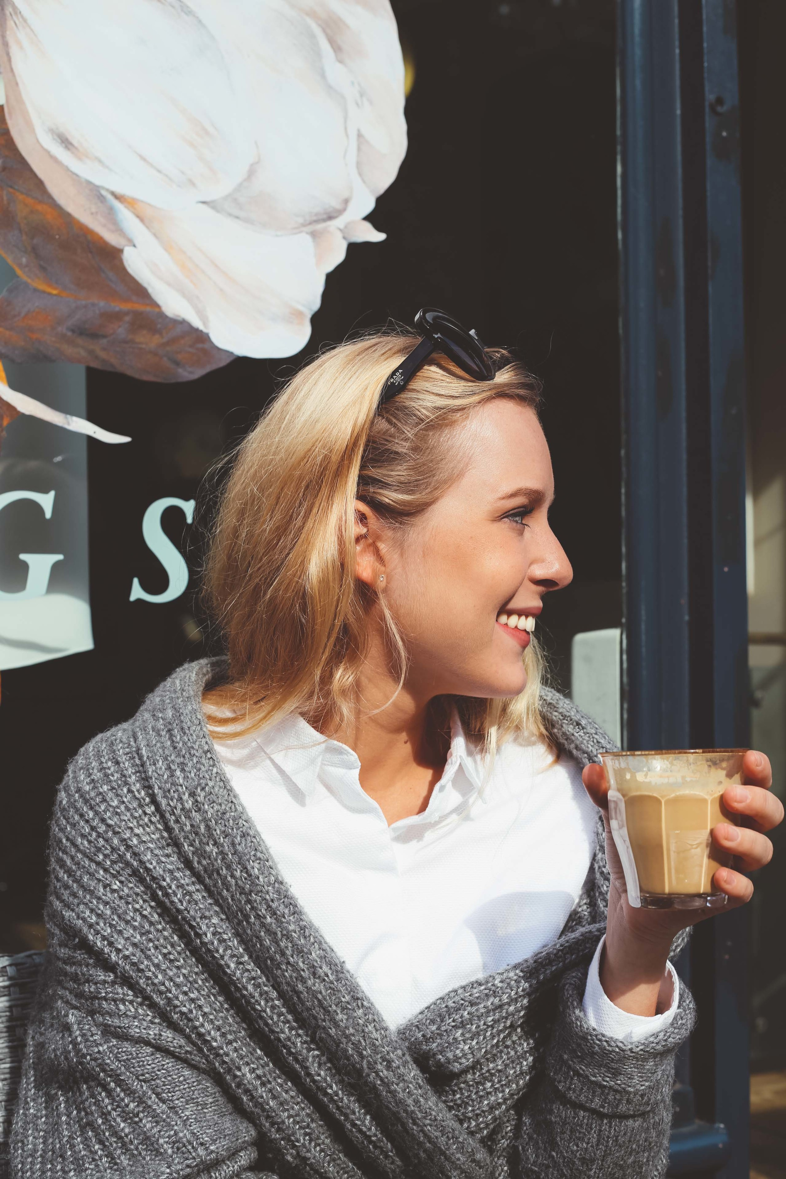 Coffee in Notting Hill