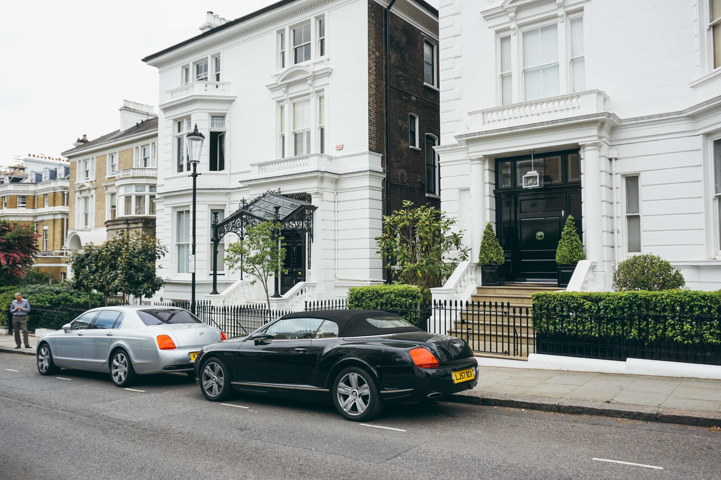 Luxury homes in Chelsea and Kensington