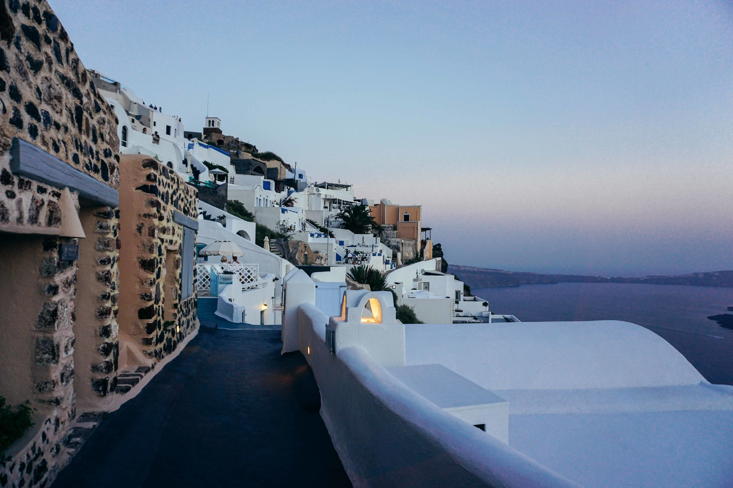 Things to do in Santorini, Imerovigli.