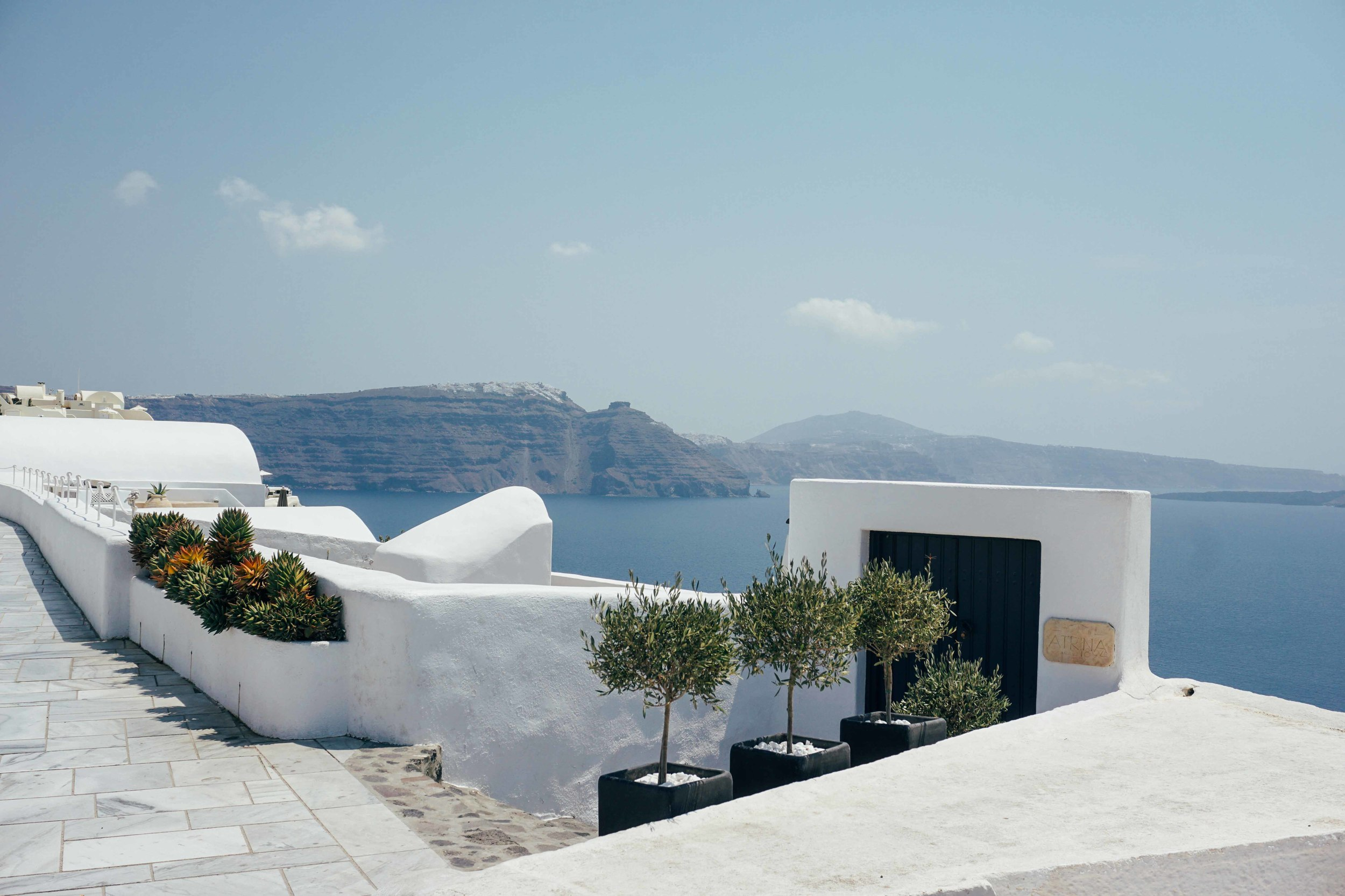 Santorini Views-the most incredible landscapes.