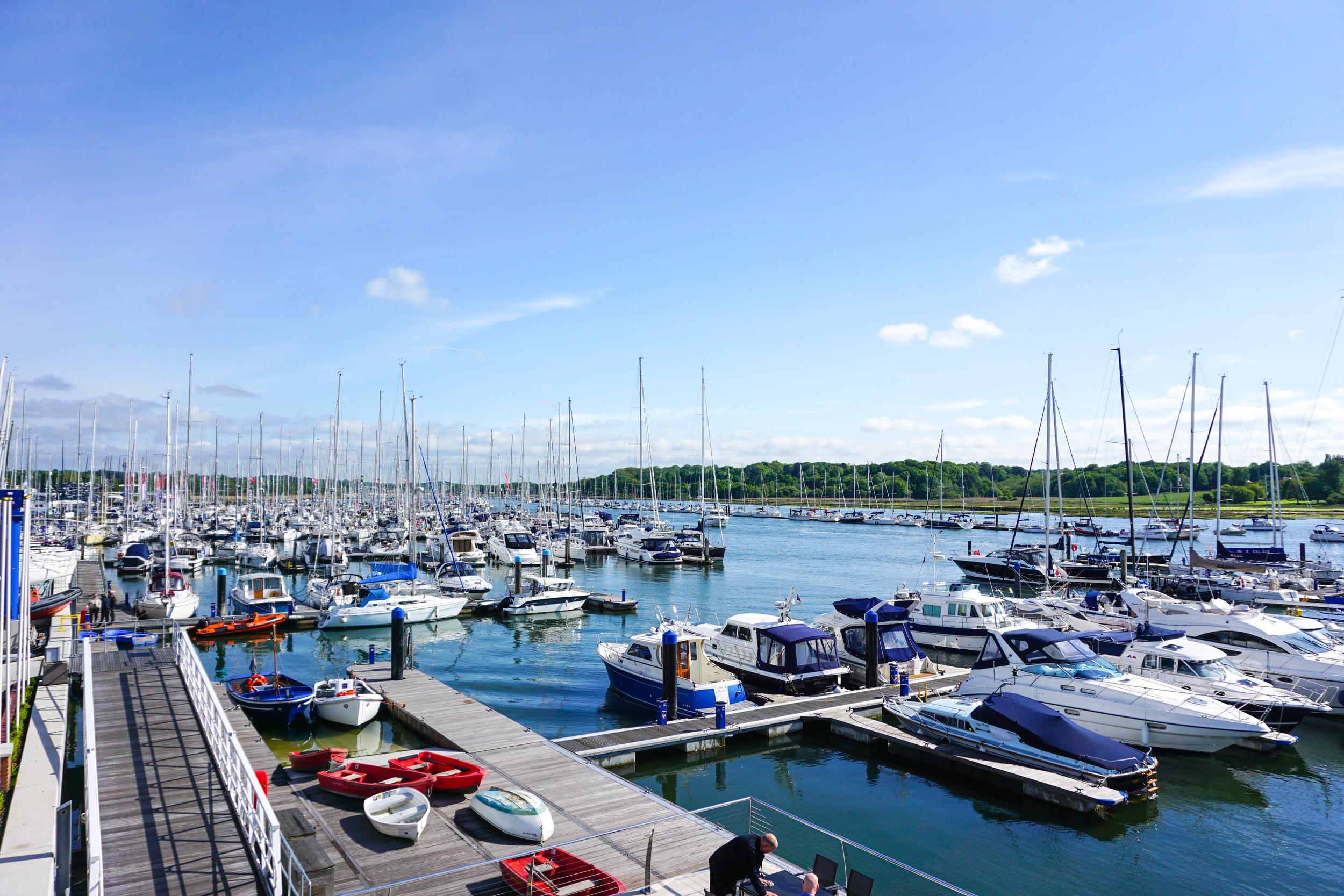 Royal Southern Yacht Club in Southampton