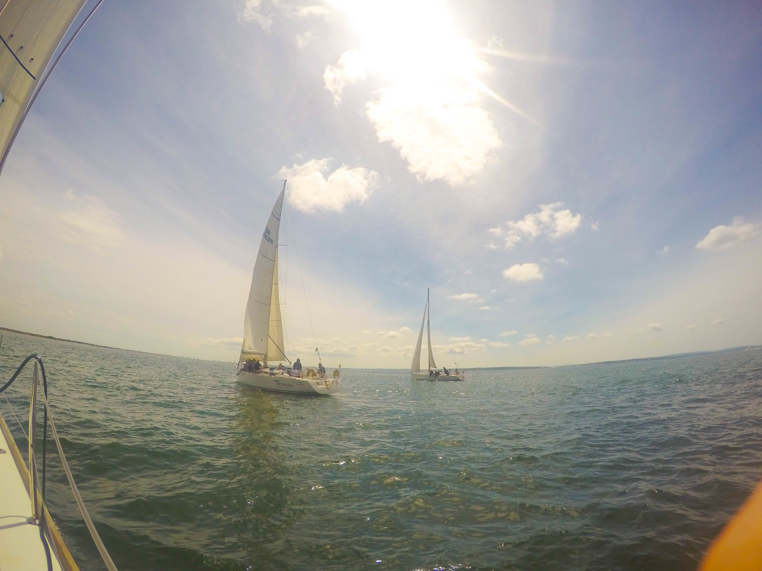 Sailing Holidays in the UK