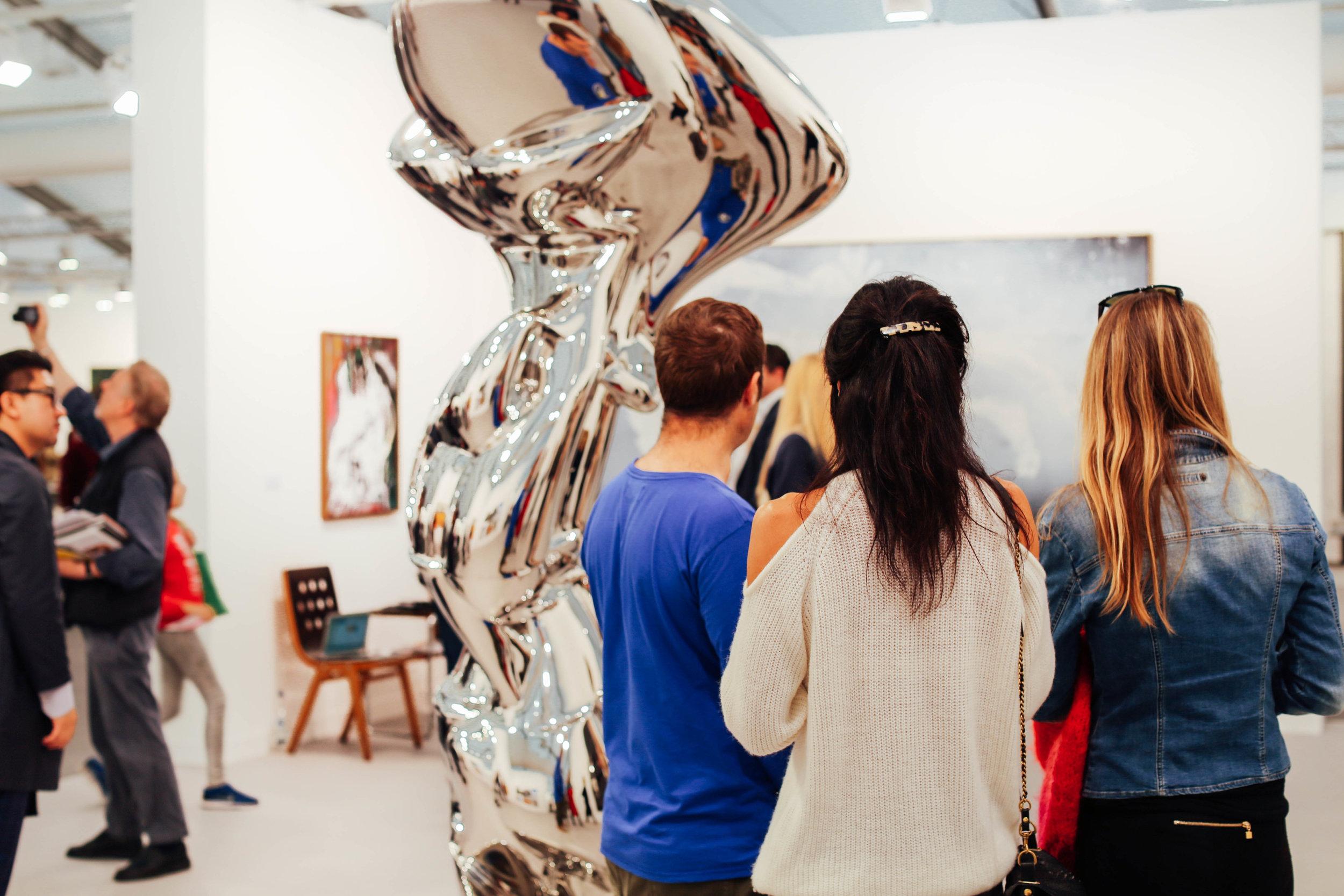 Frieze Art Fair 2016