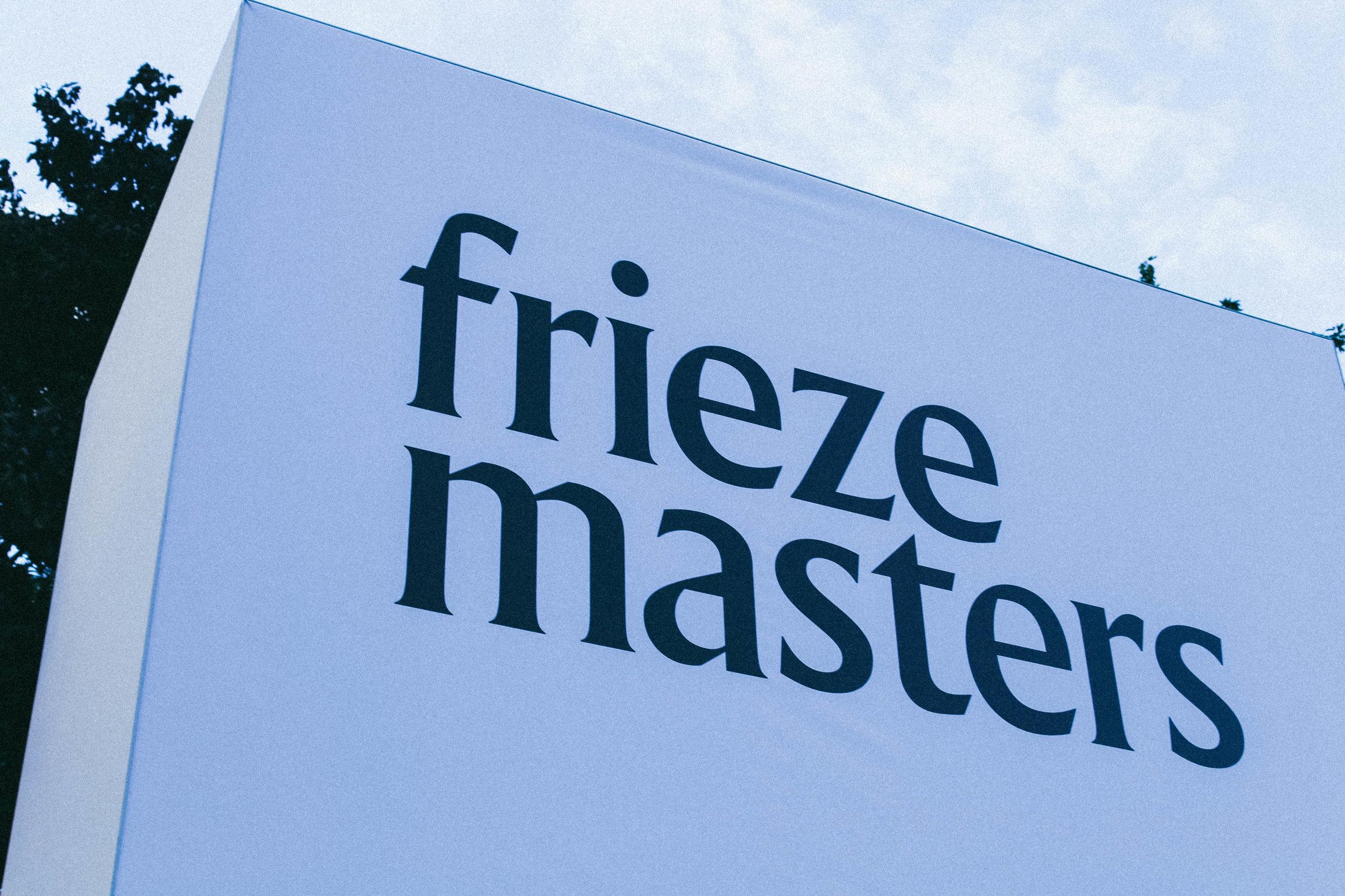 Frieze Masters Art Fair 2016
