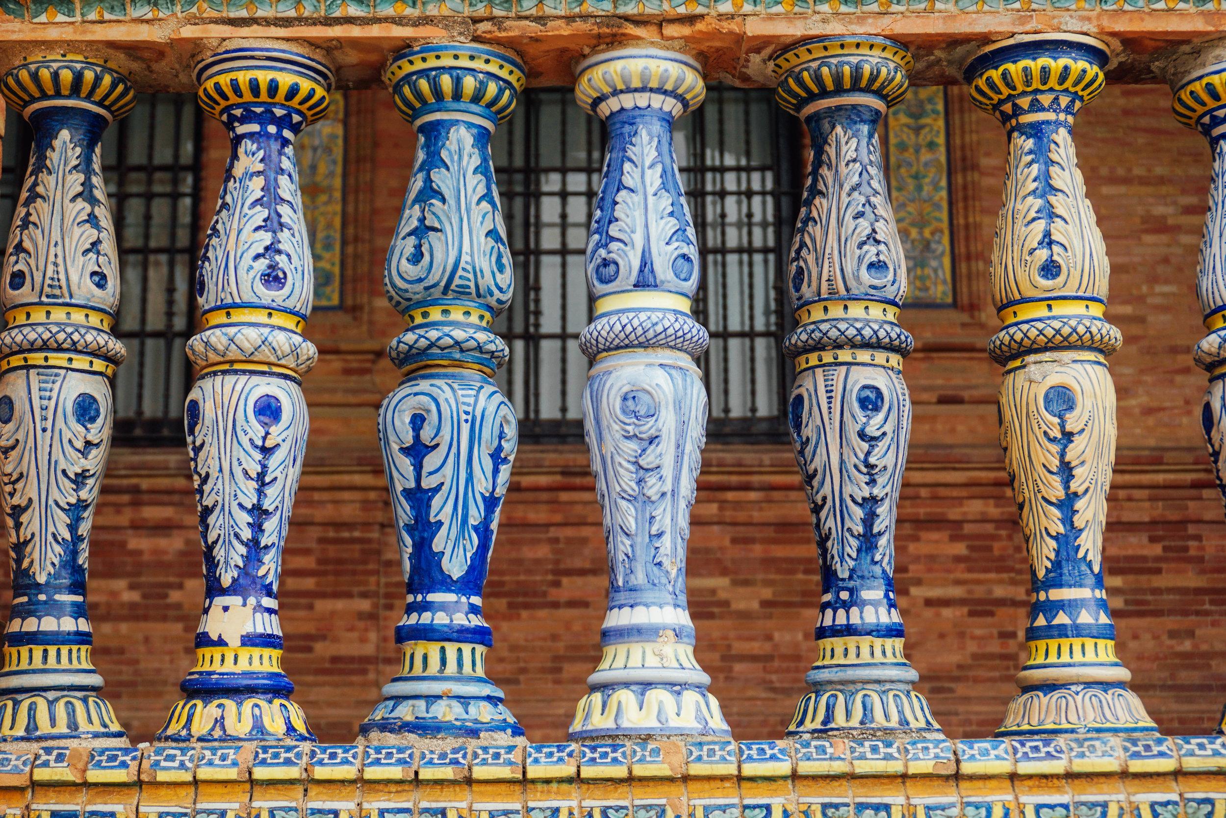 Plaza de España, Sevilla   Spain. Top 5 things to do in Seville.
