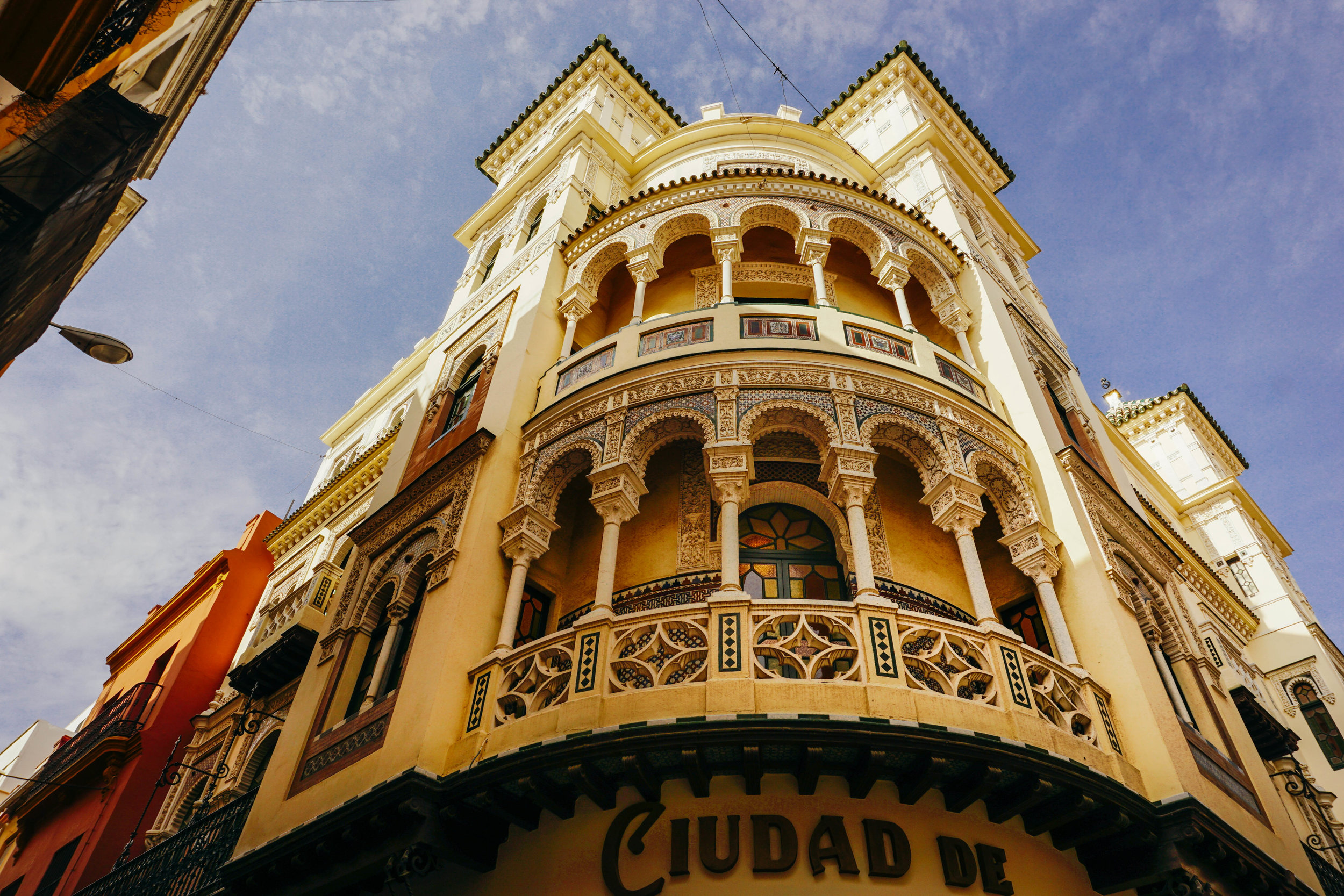Alcazar, Seville, Spain. Travel Guide to Seville.