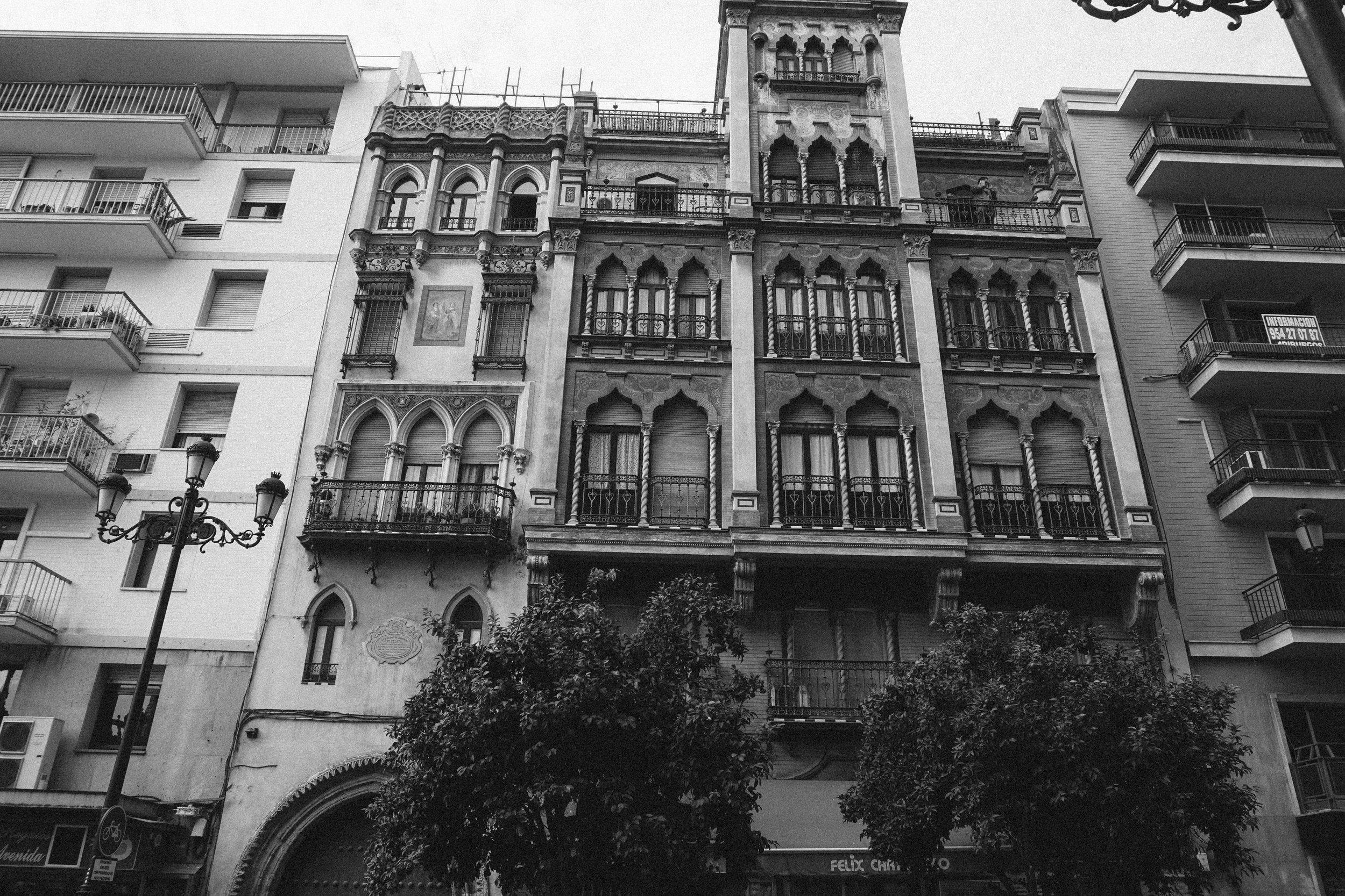 Alcazar Seville Kat Caprice