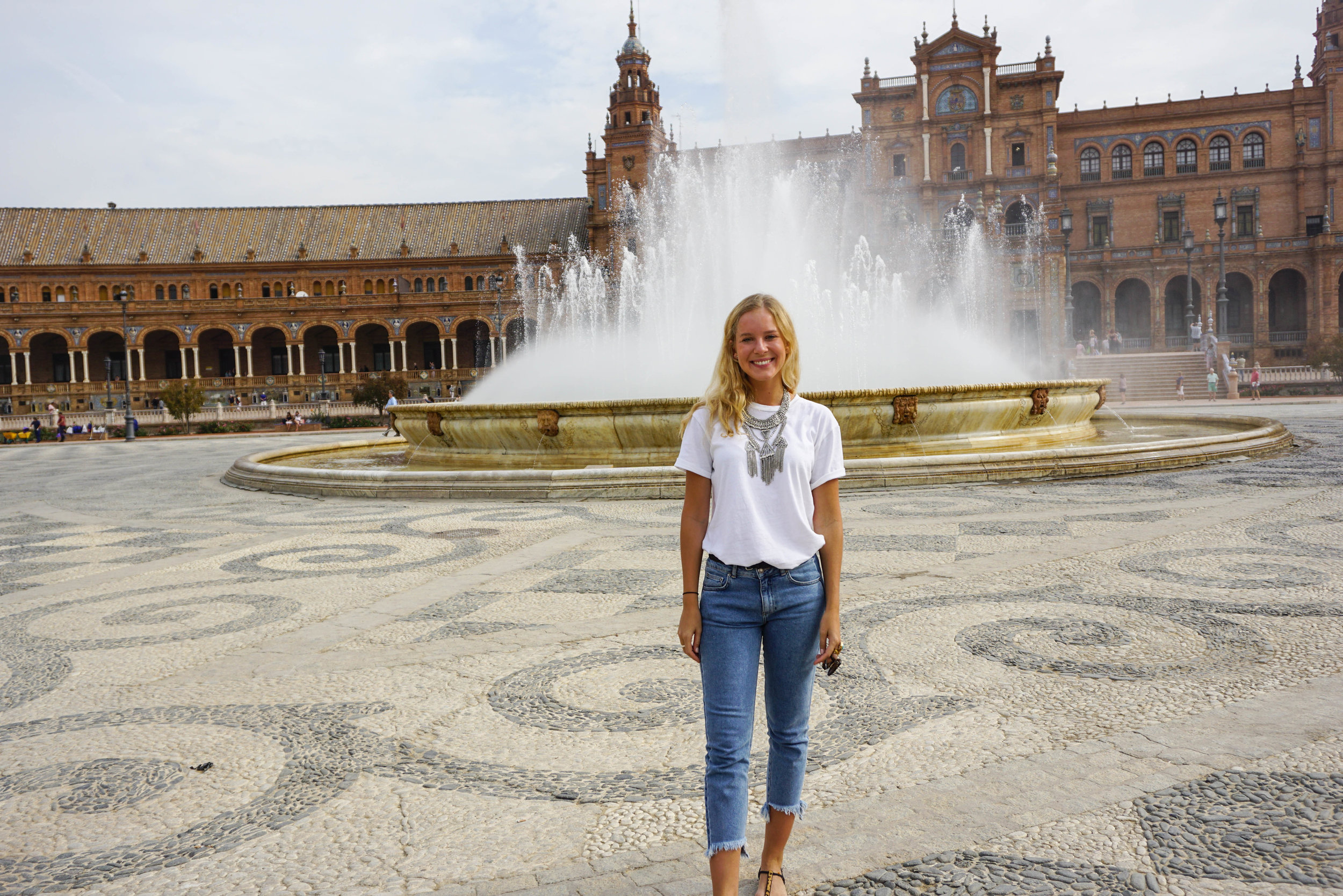 Top 5 places to visit in Seville.