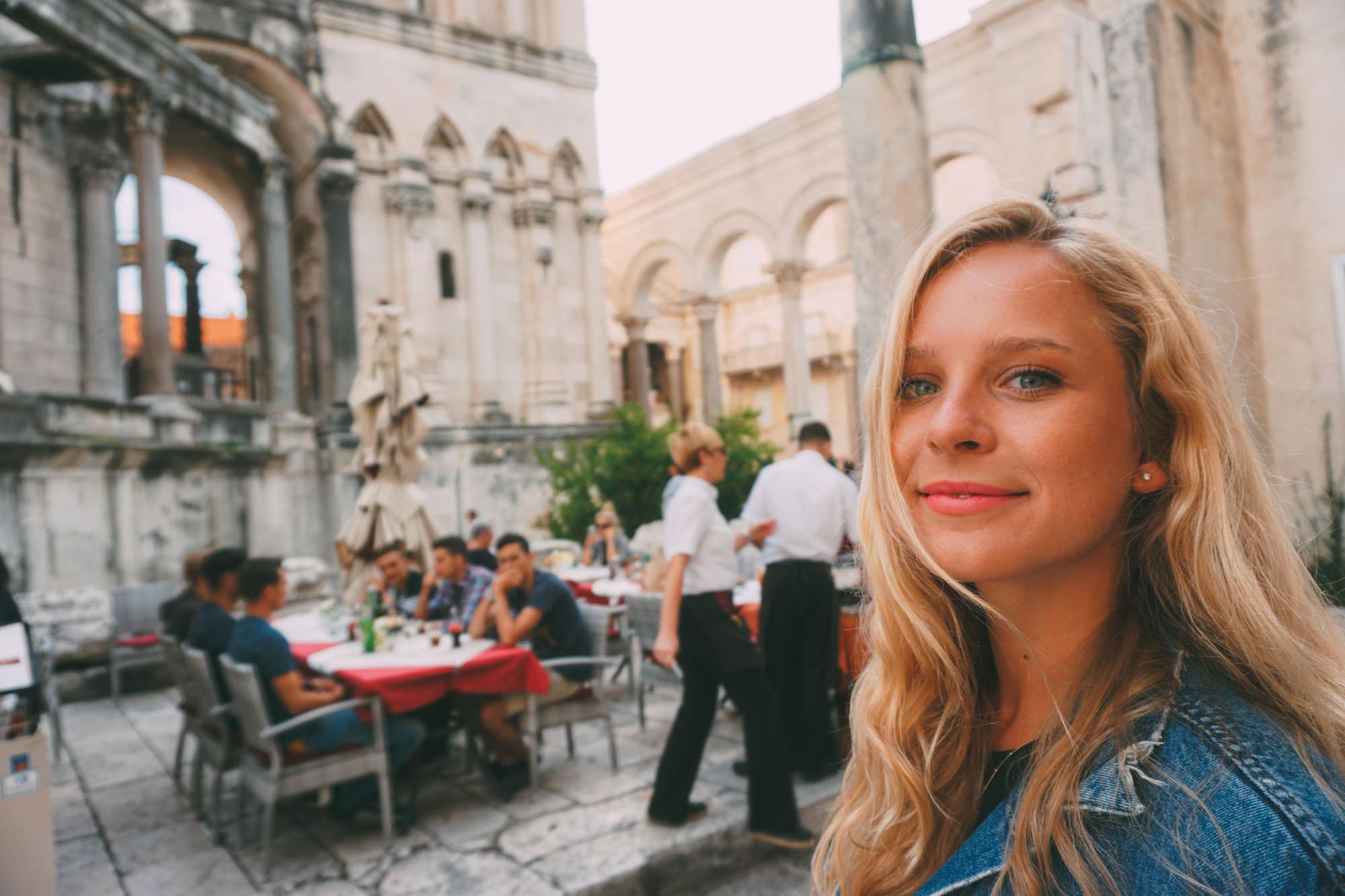 1 day itinerary for Split, Croatia