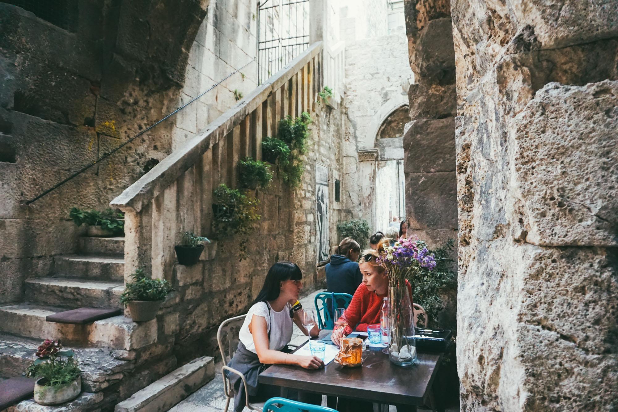 Top areas to explore in Split, Croatia