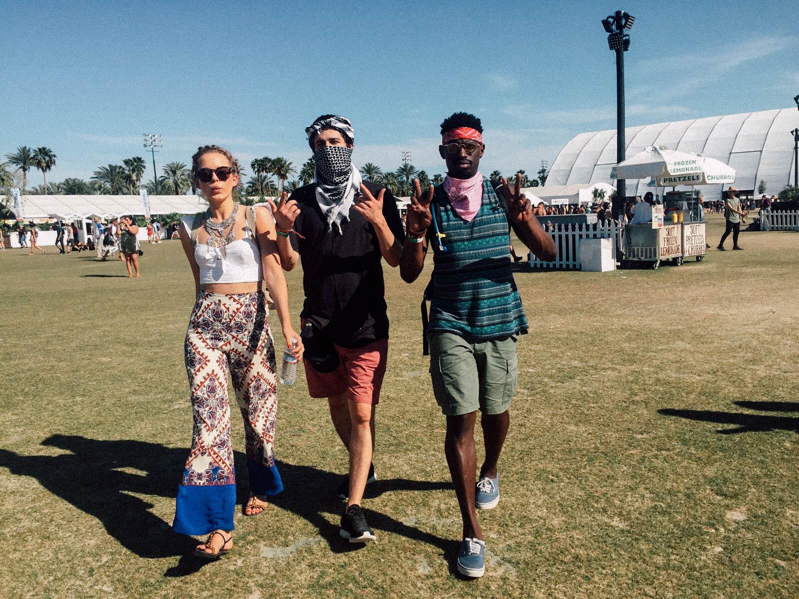 Coachella Festival Guide & Coachella Fashion