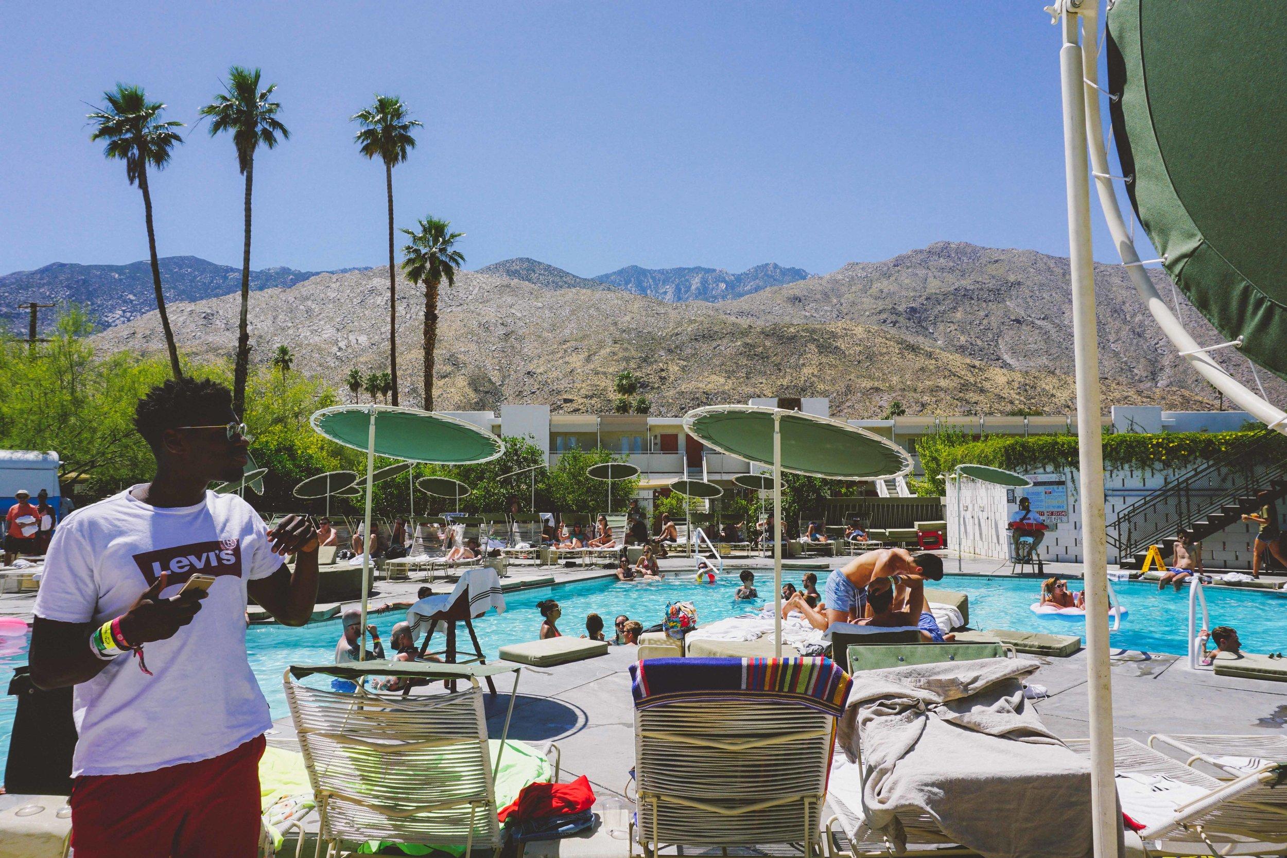 ACE Hotel Palm Springs, Accommodation Coachella Festival