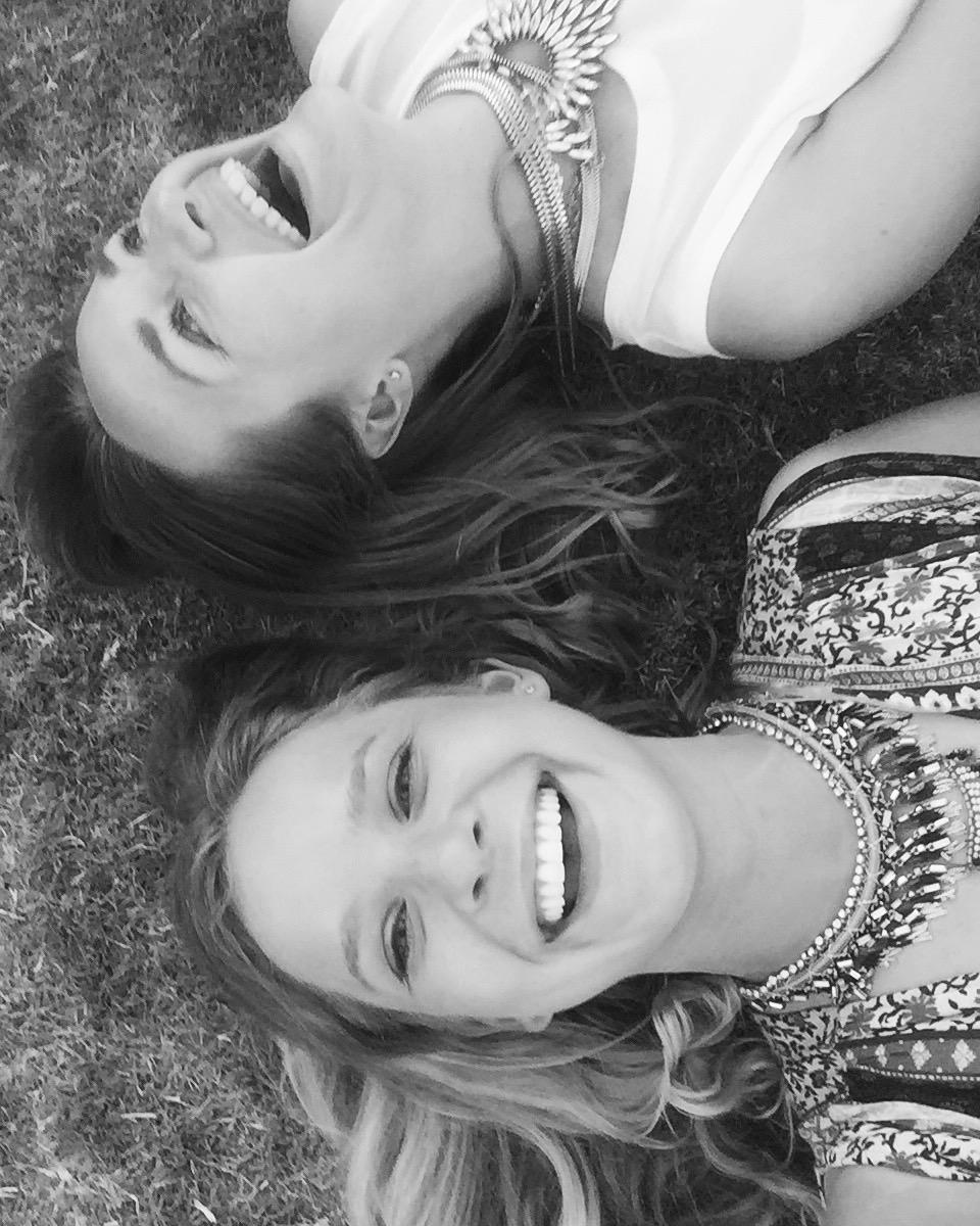 Kat & Emma at Coachella Weekend 2