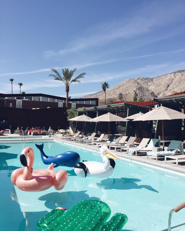 ARRIVE Hotel Palm Springs, Accommodation Coachella Festival